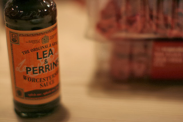 Lea & Perrins. Source:  Mark Norman Francis