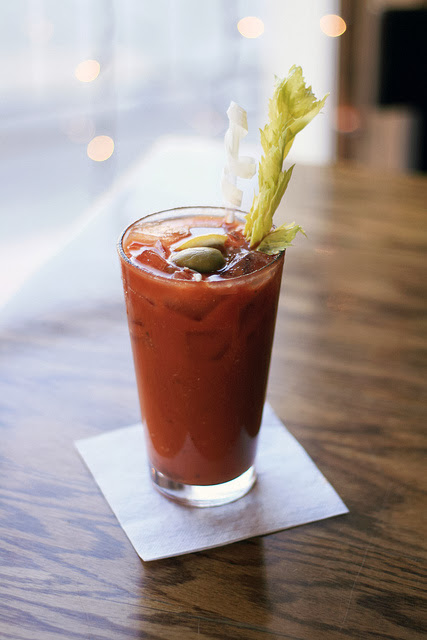 Bloody Mary. Source:  Jill G