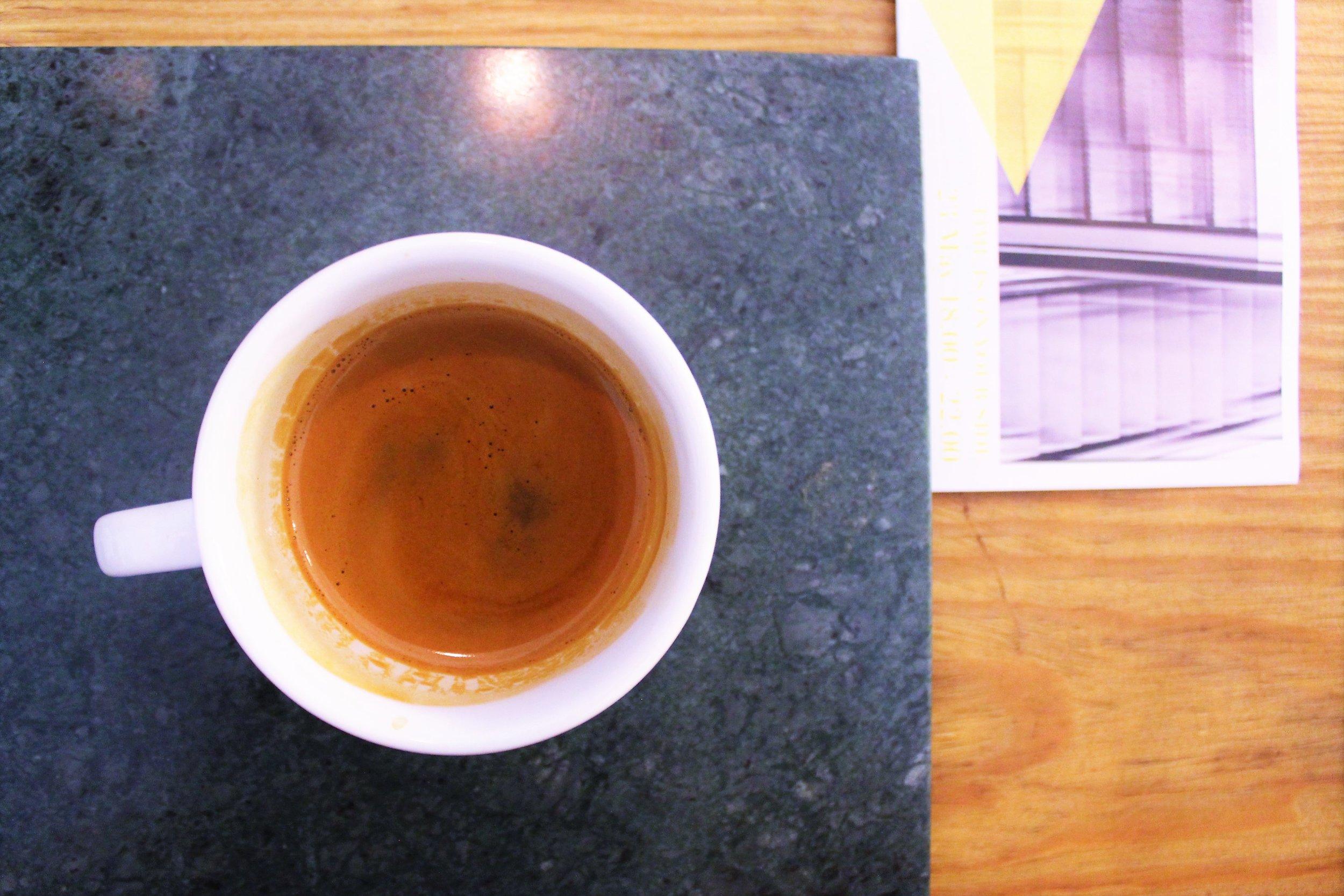 Guatemala Santa Barbara Espresso at Nømad Coffee in Barcelona