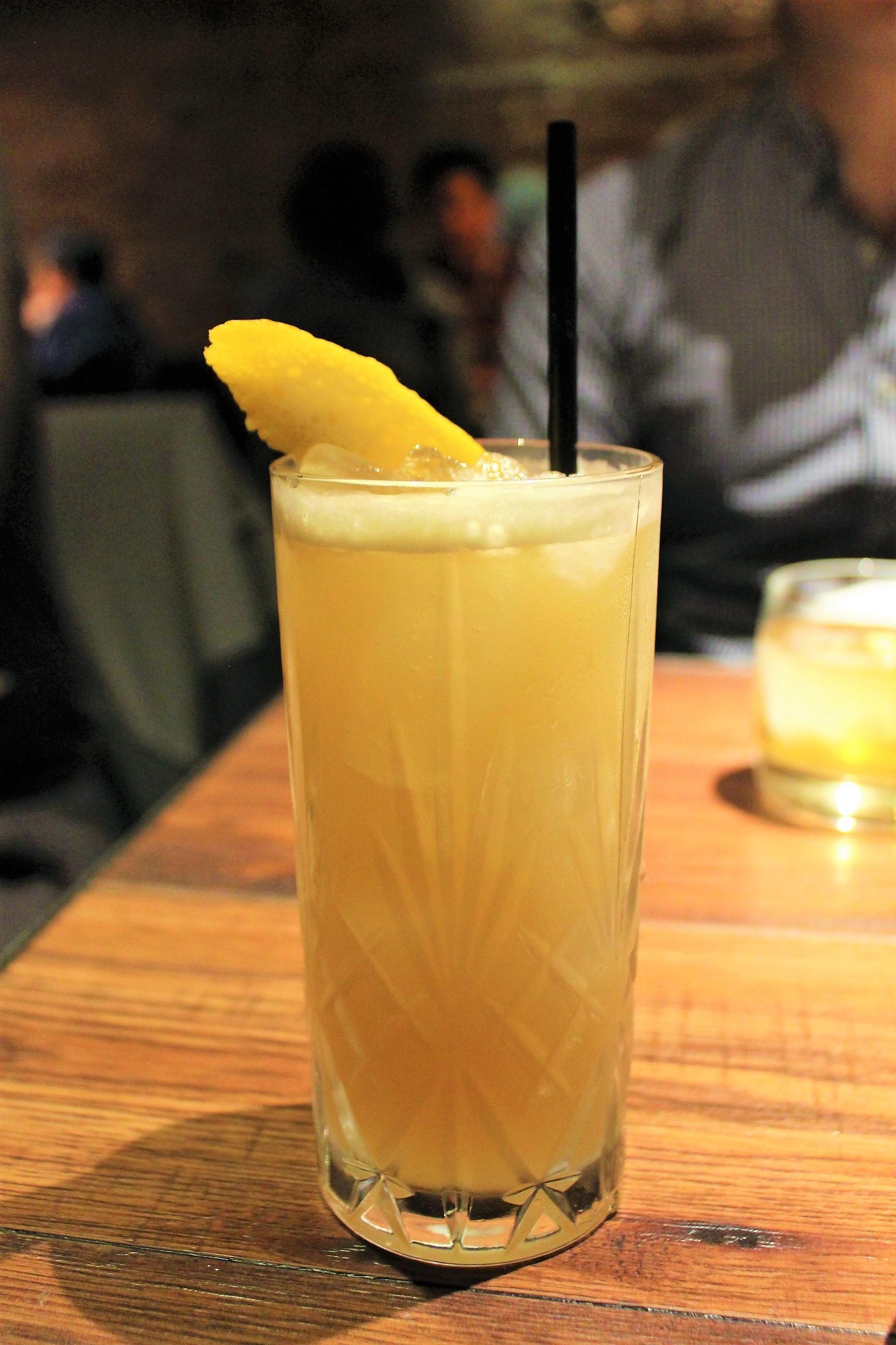 Ginger's Secret at Oiji in New York City