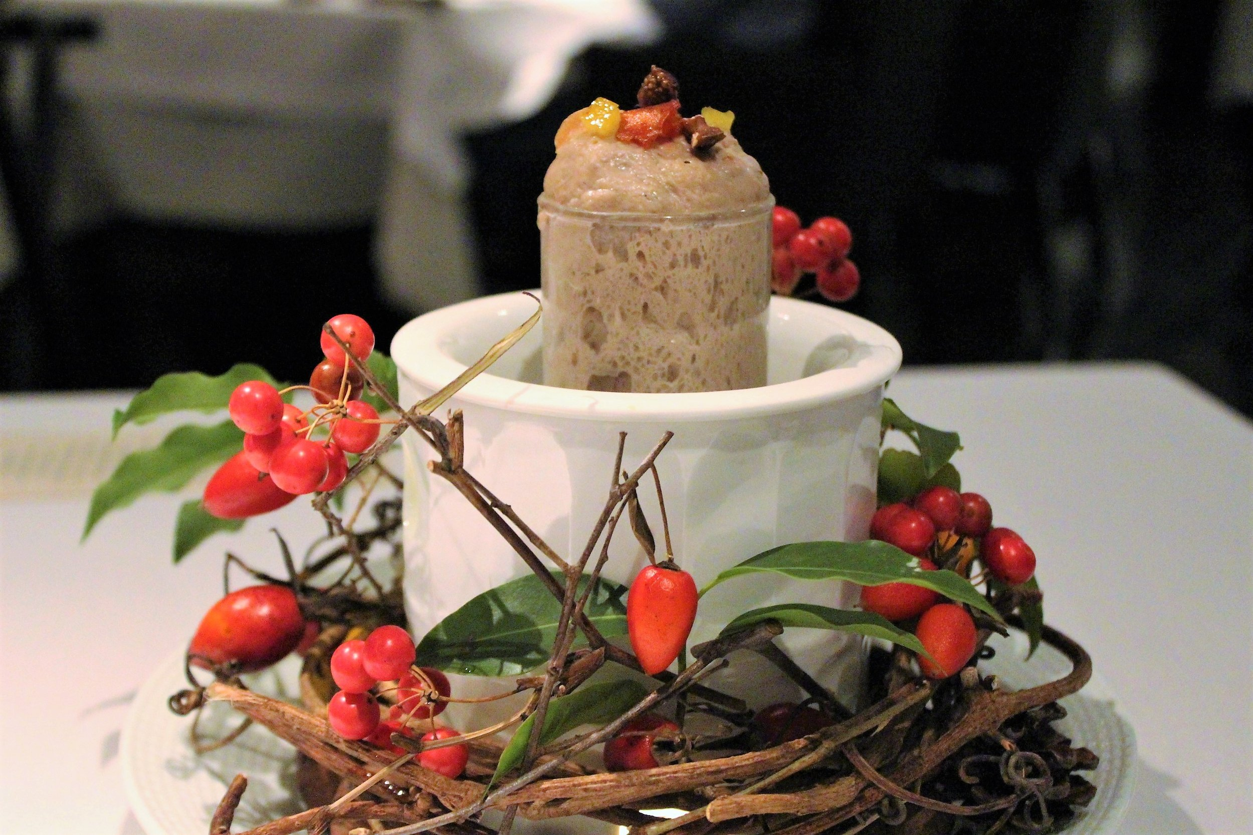 Bread of the Forest 2010 and Moss Butter.JPG
