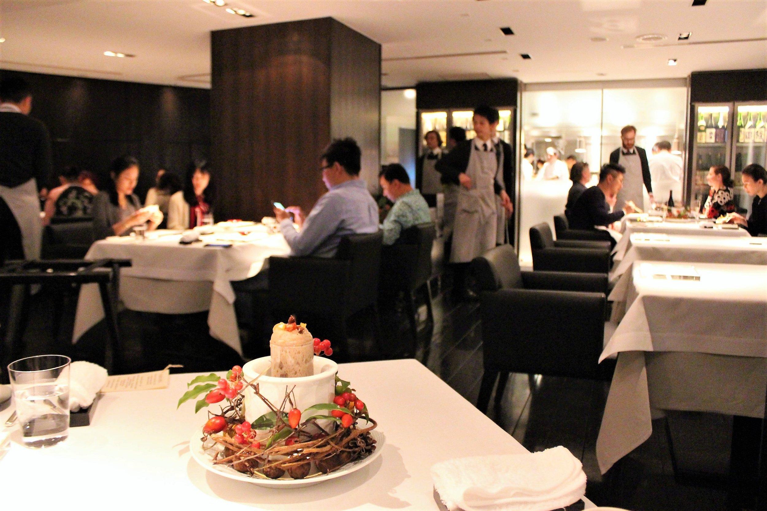 Narisawa Dining Area.JPG