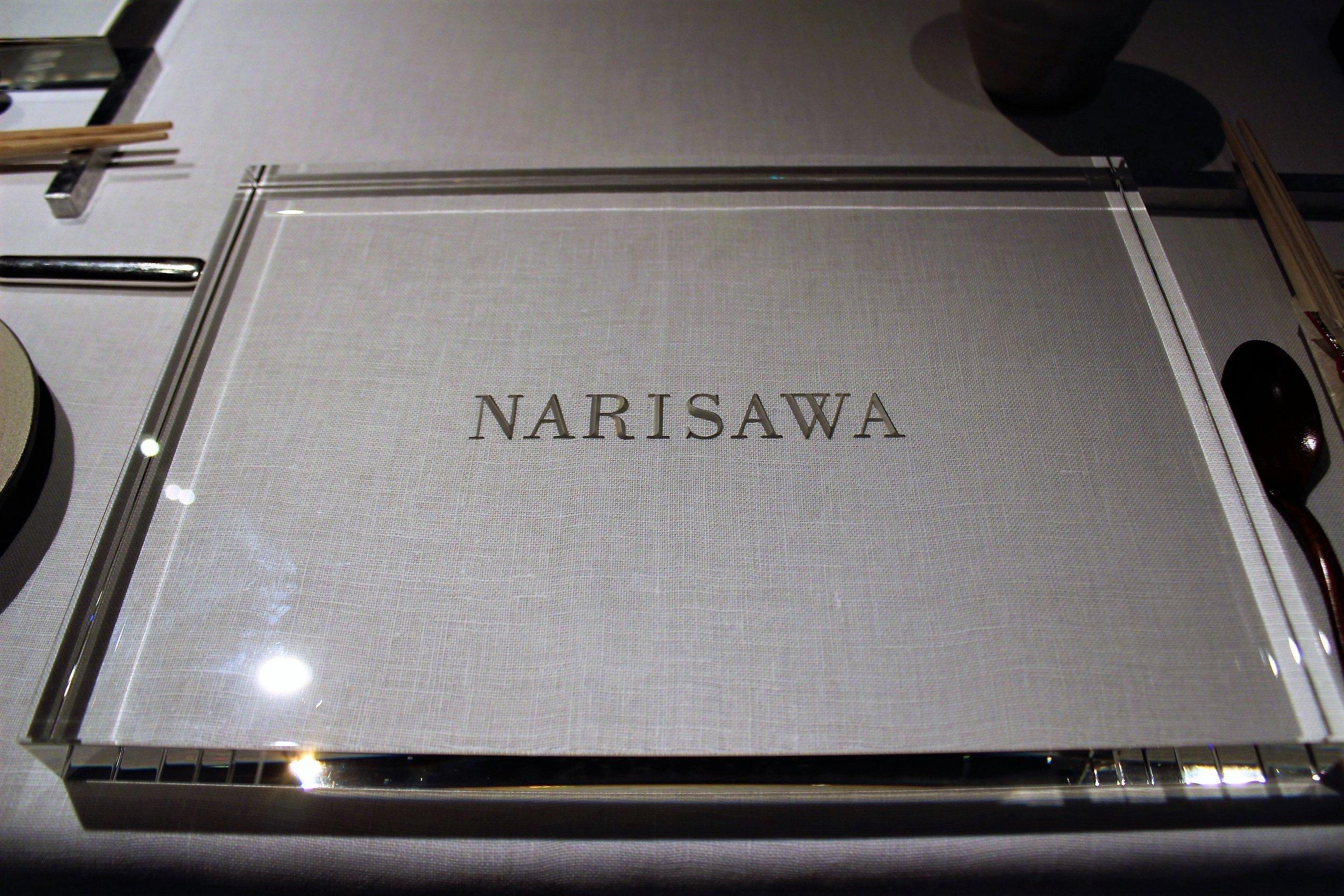 Narisawa in Tokyo, Japan