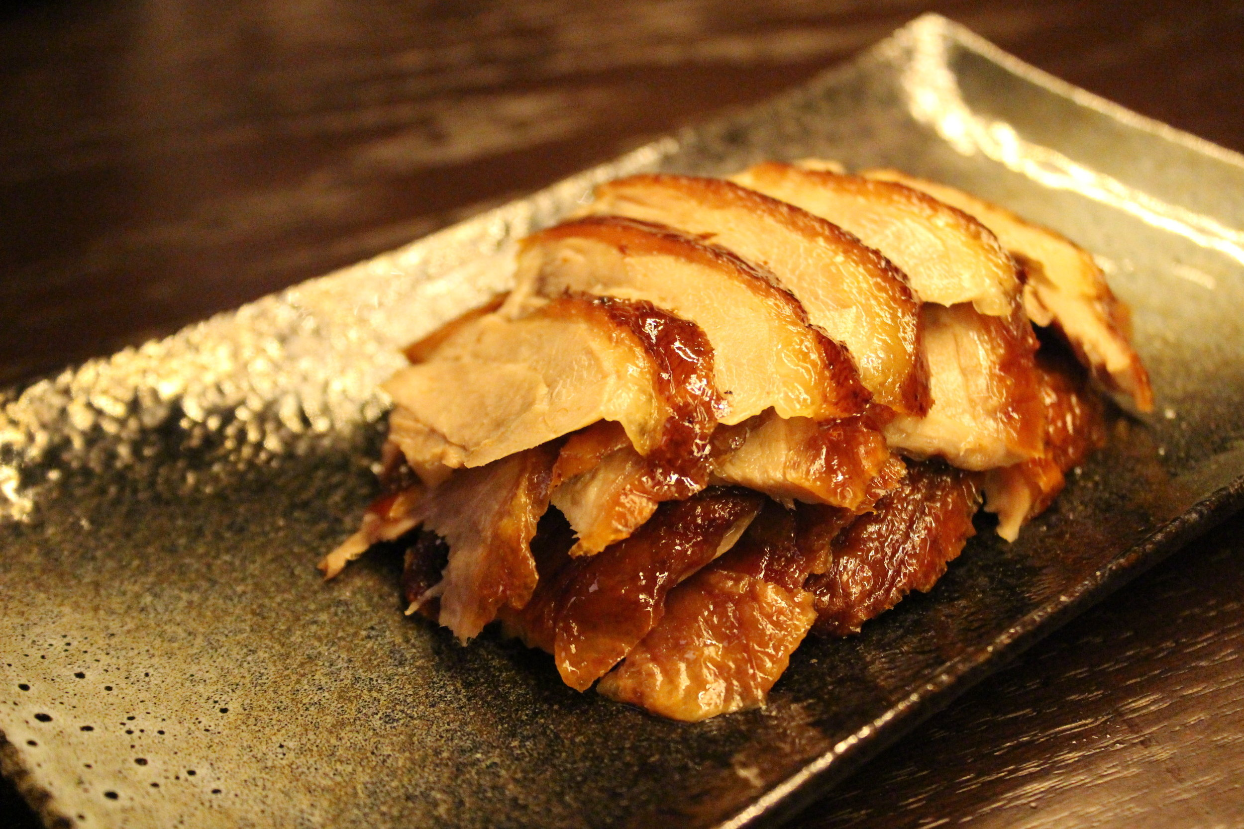 Apple Wood Roasted 42 Days Peking Duck