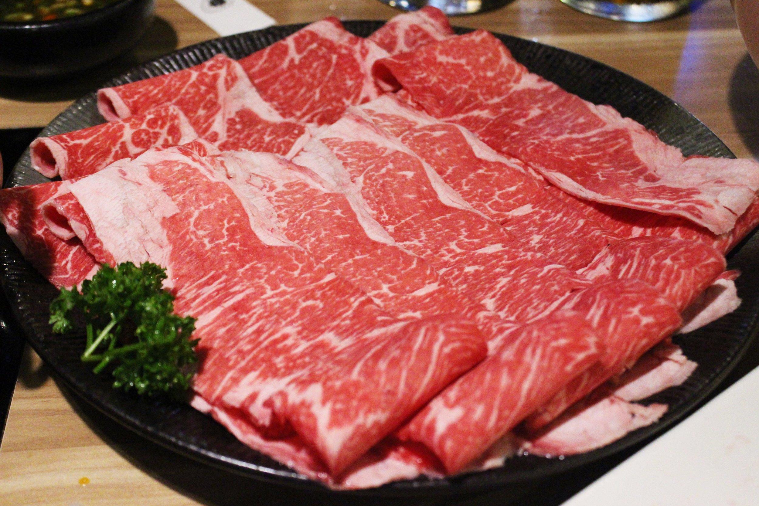 Beef 牛肉