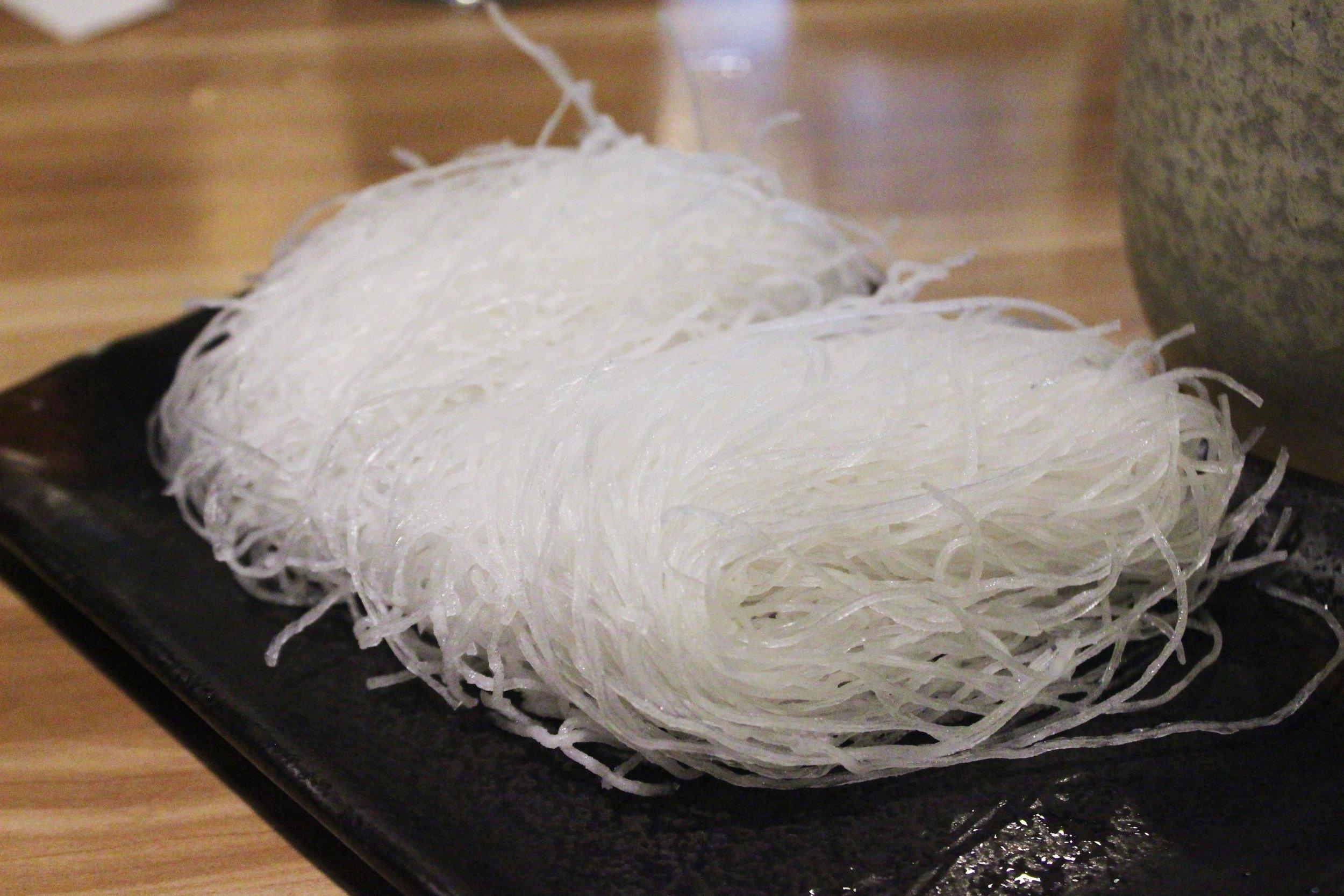 Vermicelli Noodles 米粉