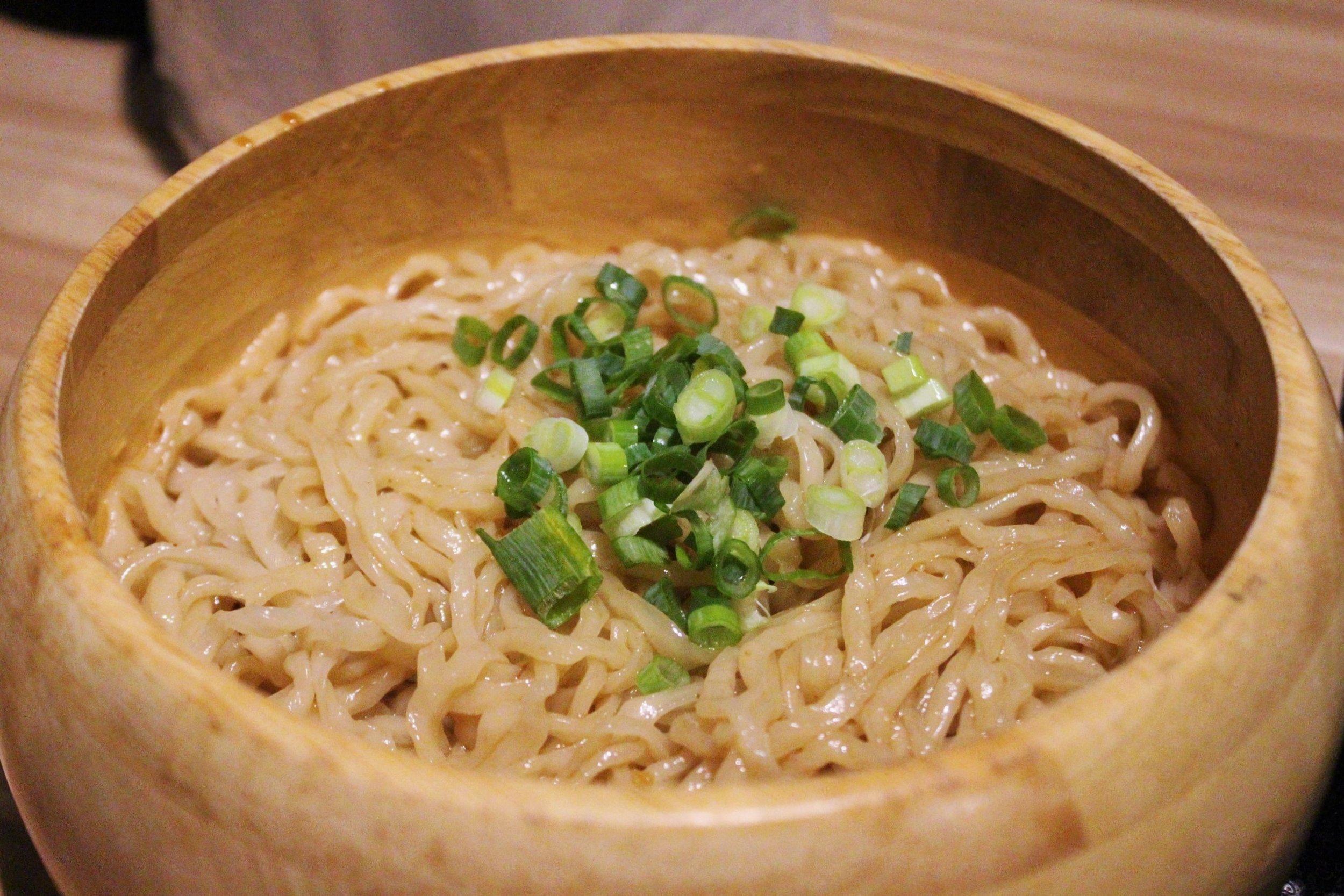 Noodles! 大師兄銷魂麵 at 大師兄麻辣鍋物 in Taiwan