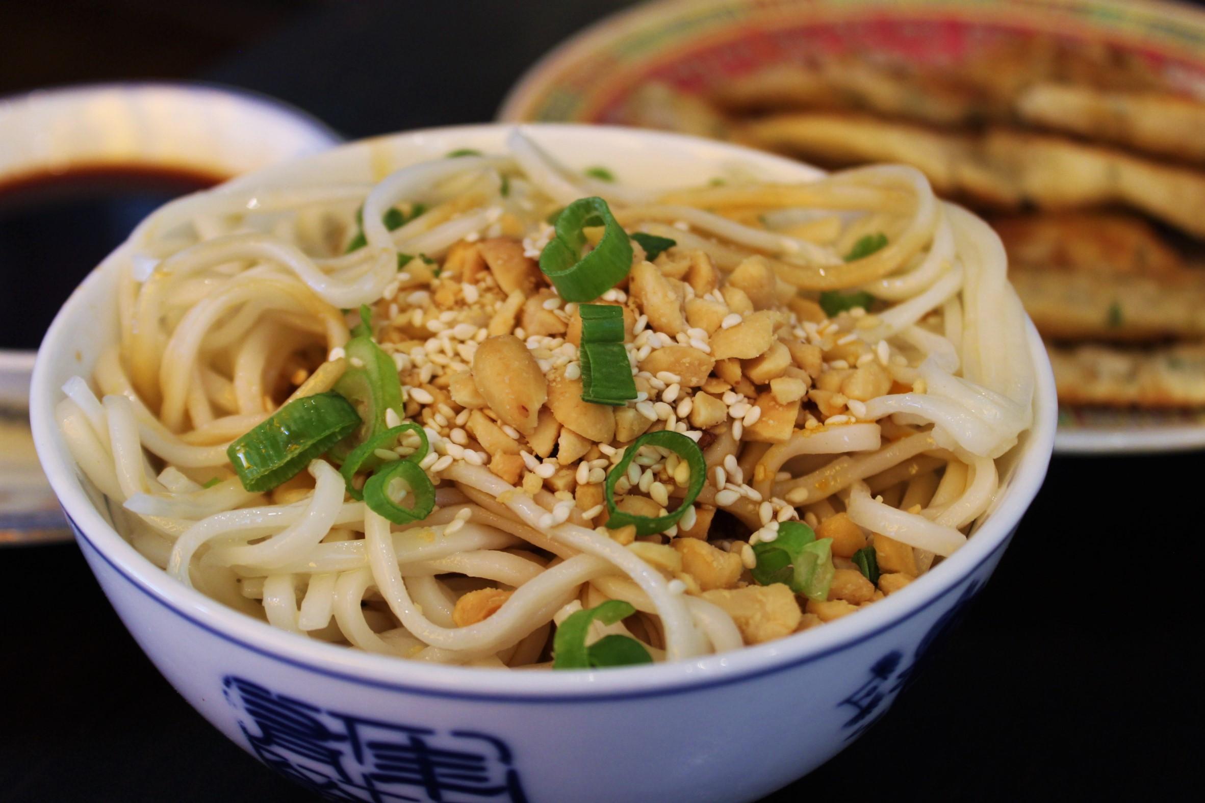 Sichuan Style Cold Noodles