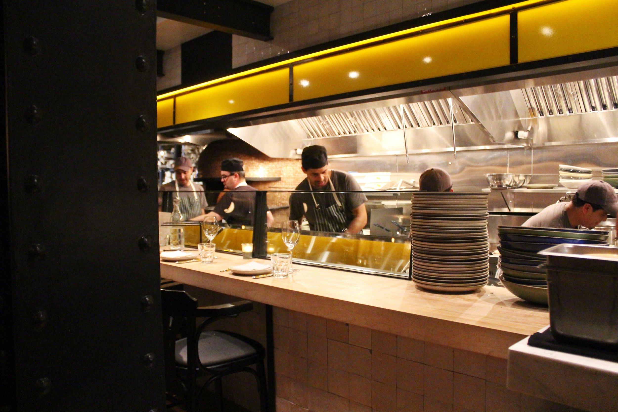 Open Kitchen at Covina
