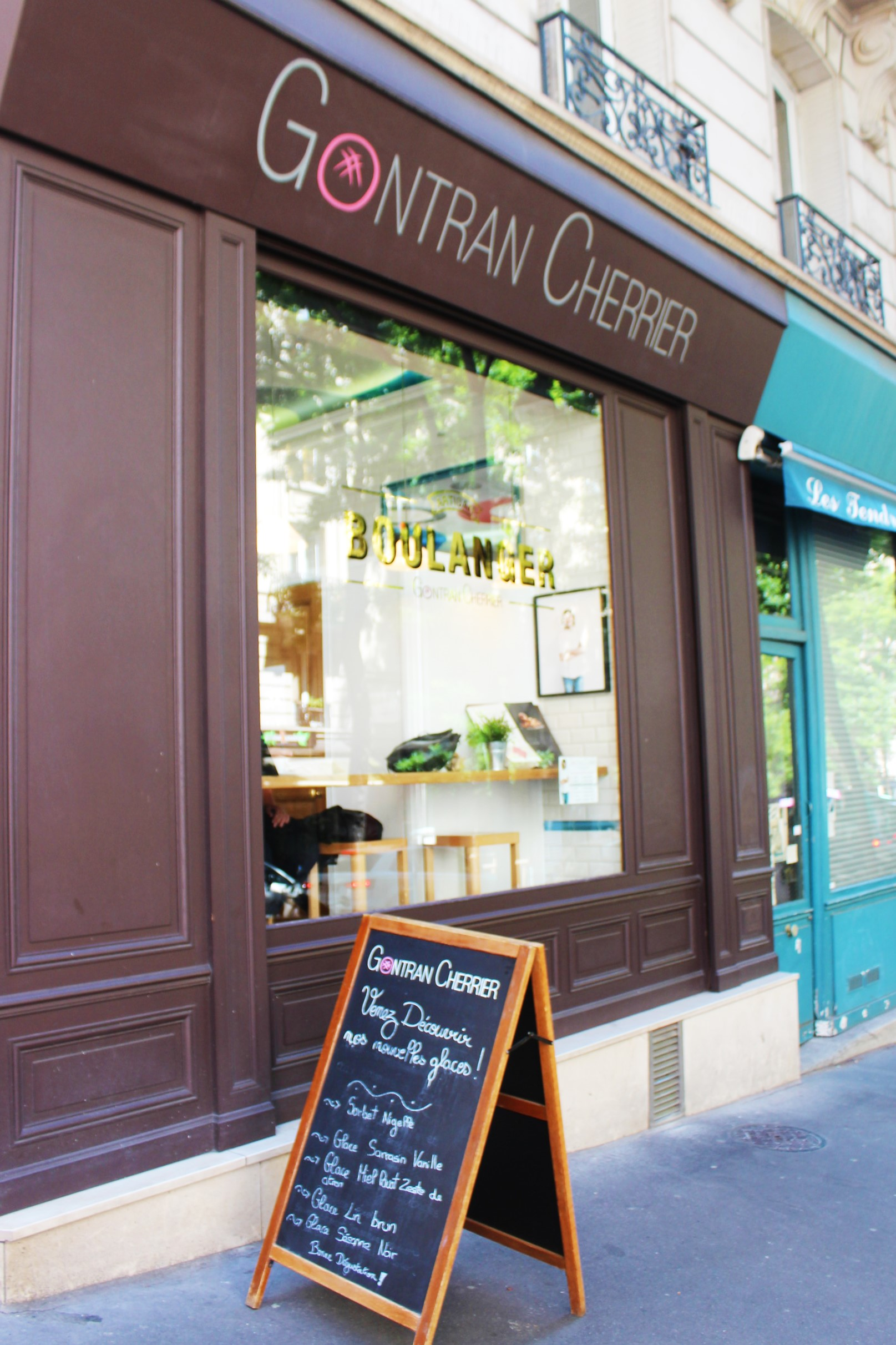 Gontran Cherrier in Paris