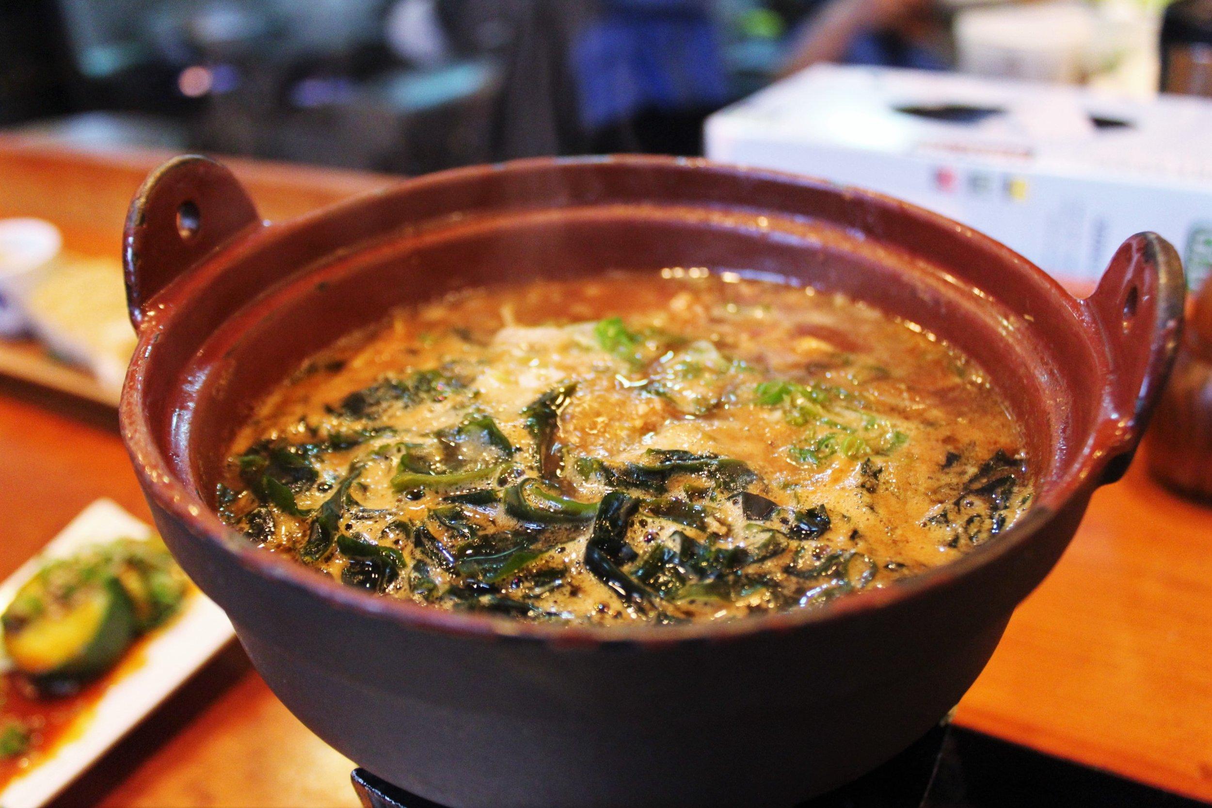 Yokozuna Dip Soba at Cocoron