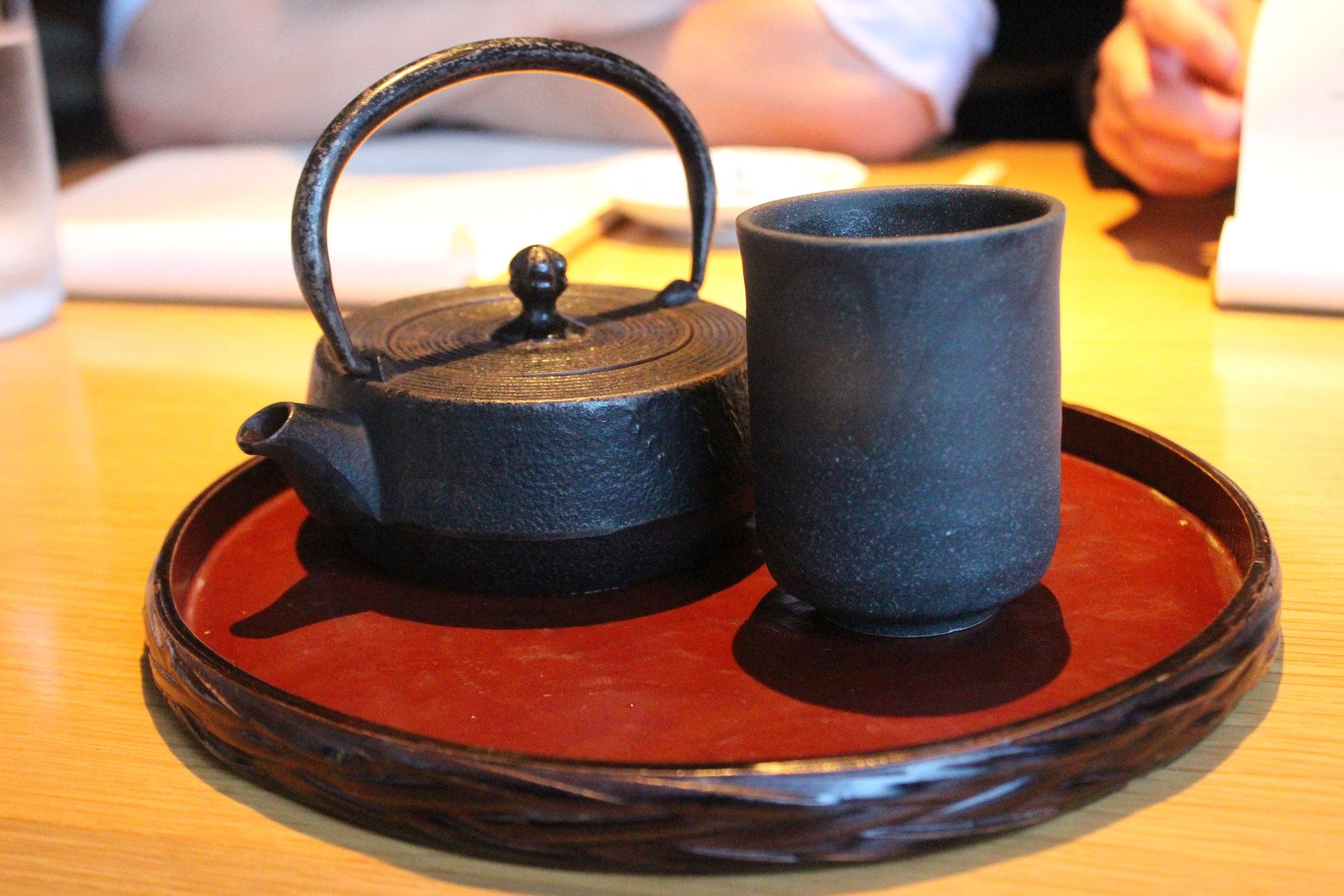 Roasted Rice Tea