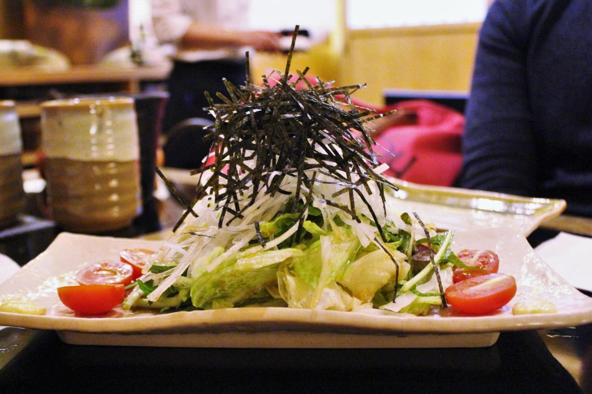 Torishin Salad