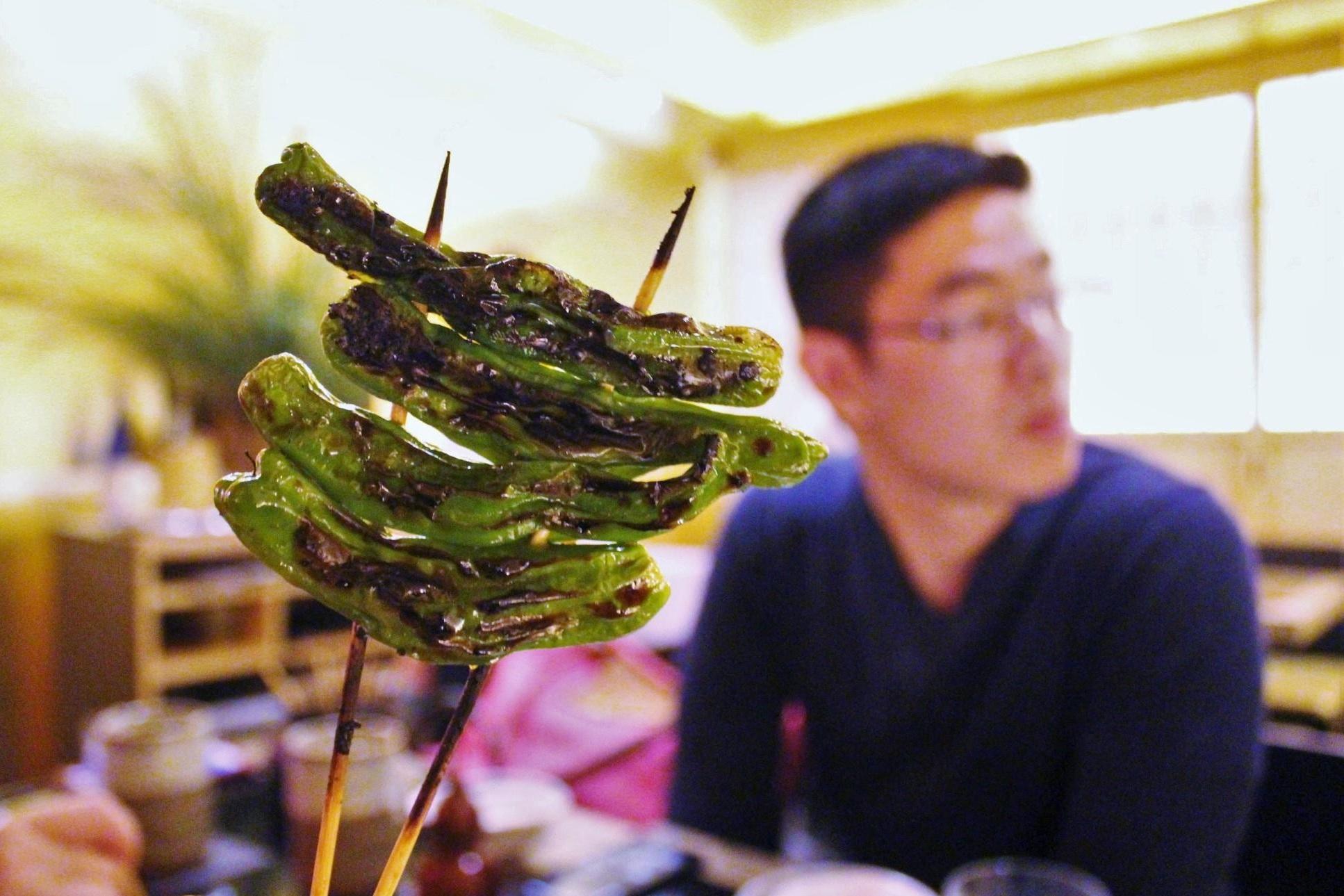 Shishito (Green Pepper)