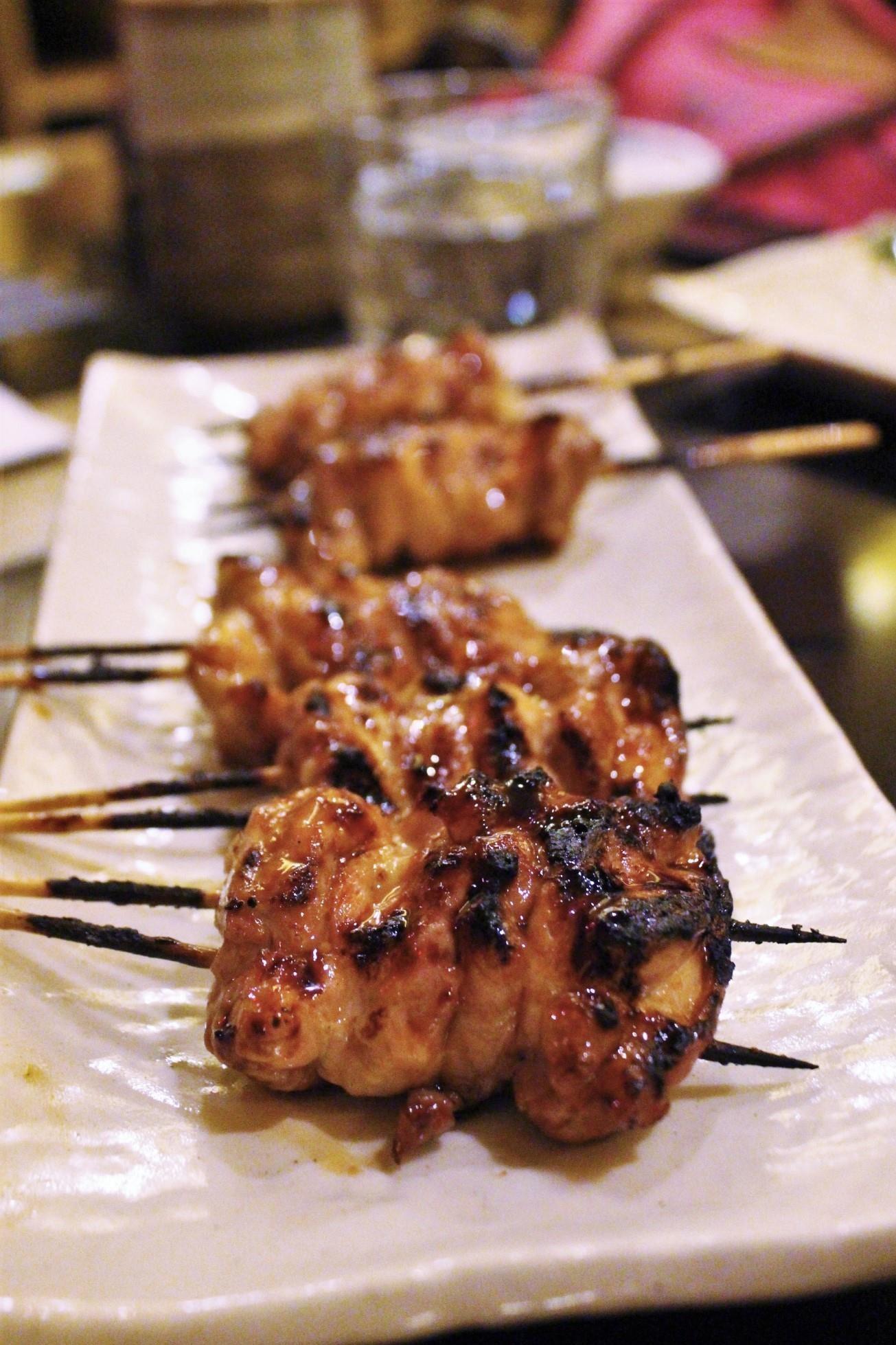 Chicken Fillet at Torishin