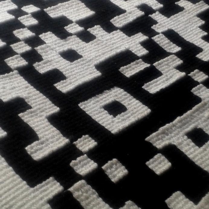 Máquinas de pensamiento - Texto Textil Código