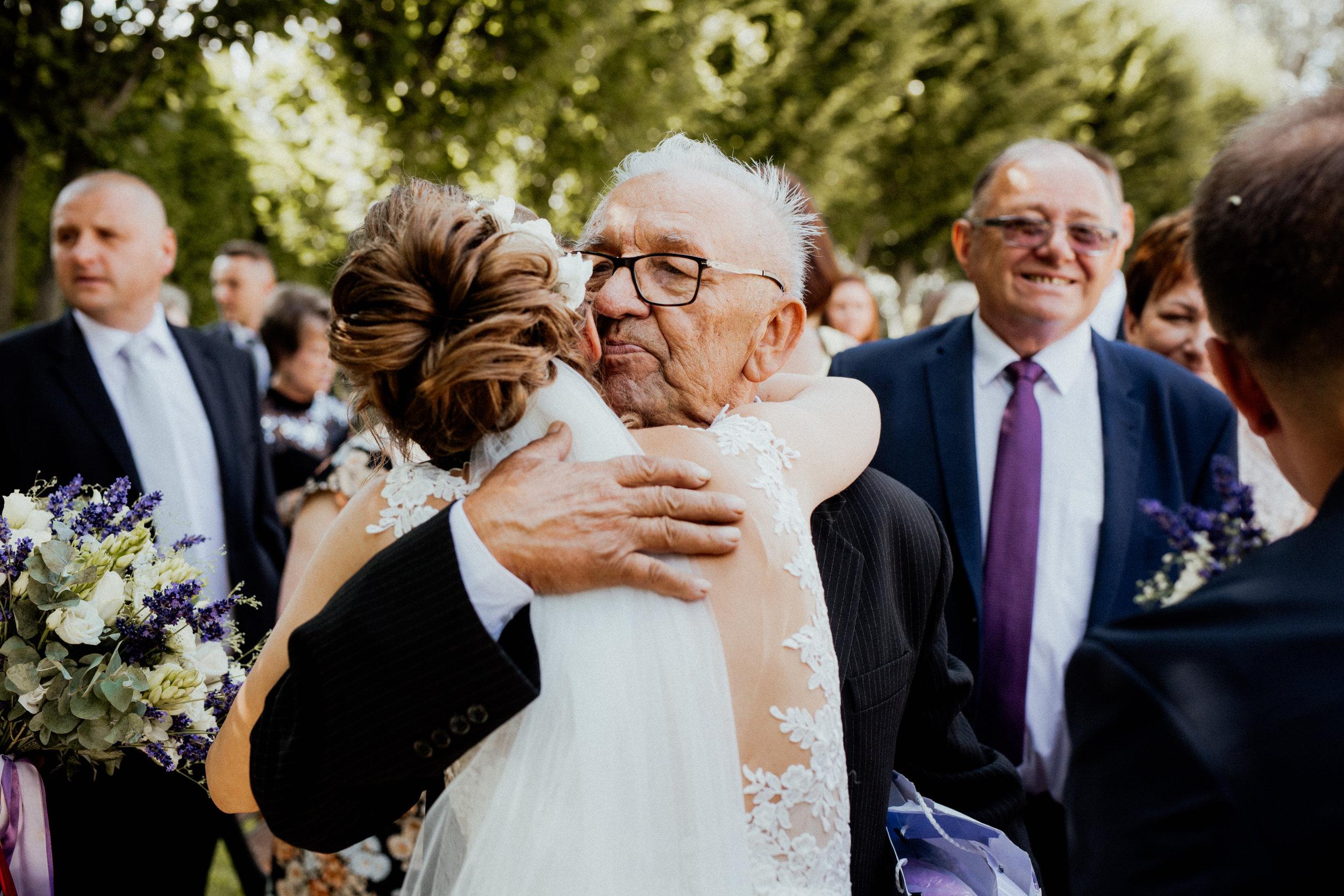 Życzenia od dziadka