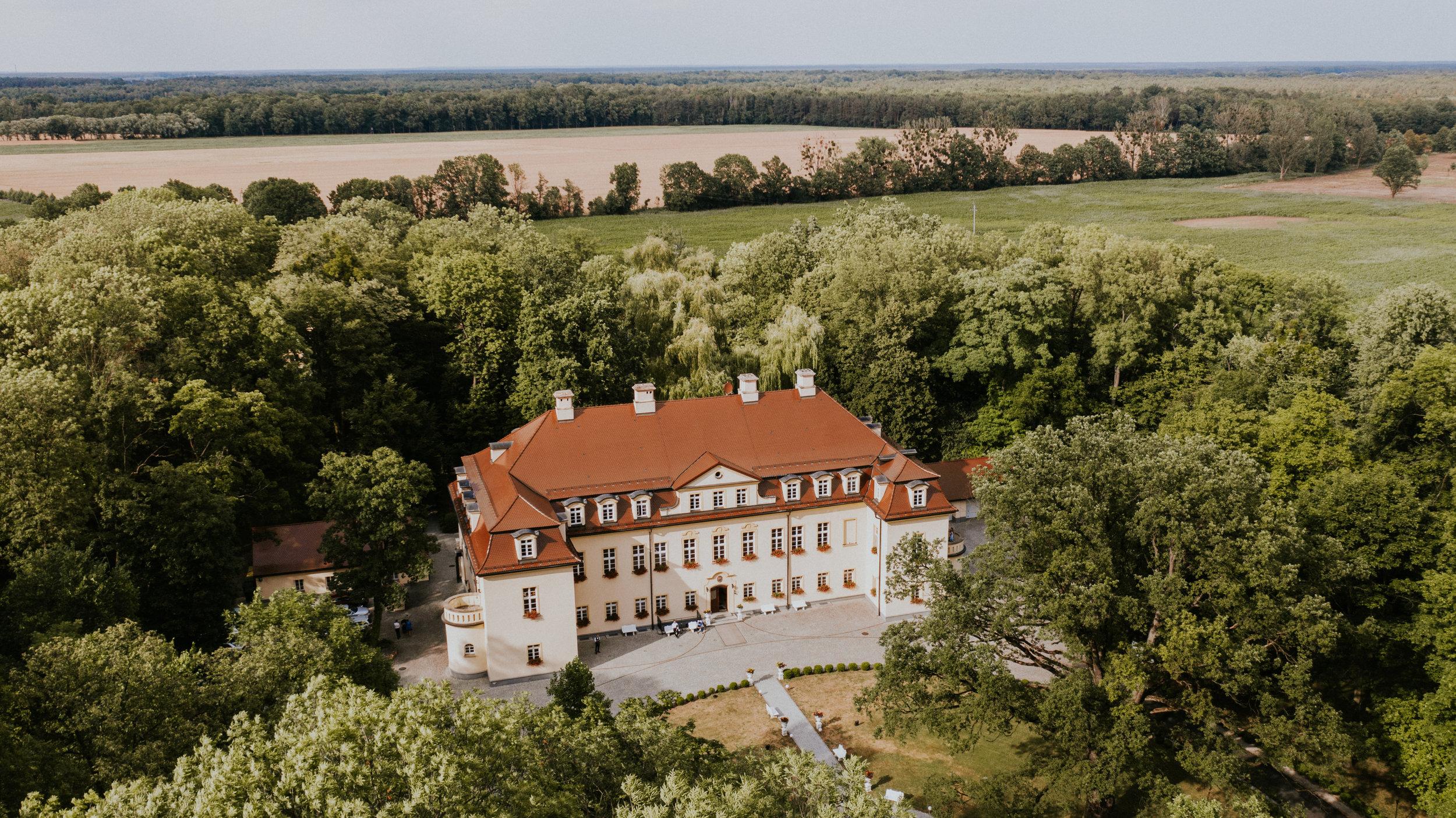 Pałac Izbicko - wesele