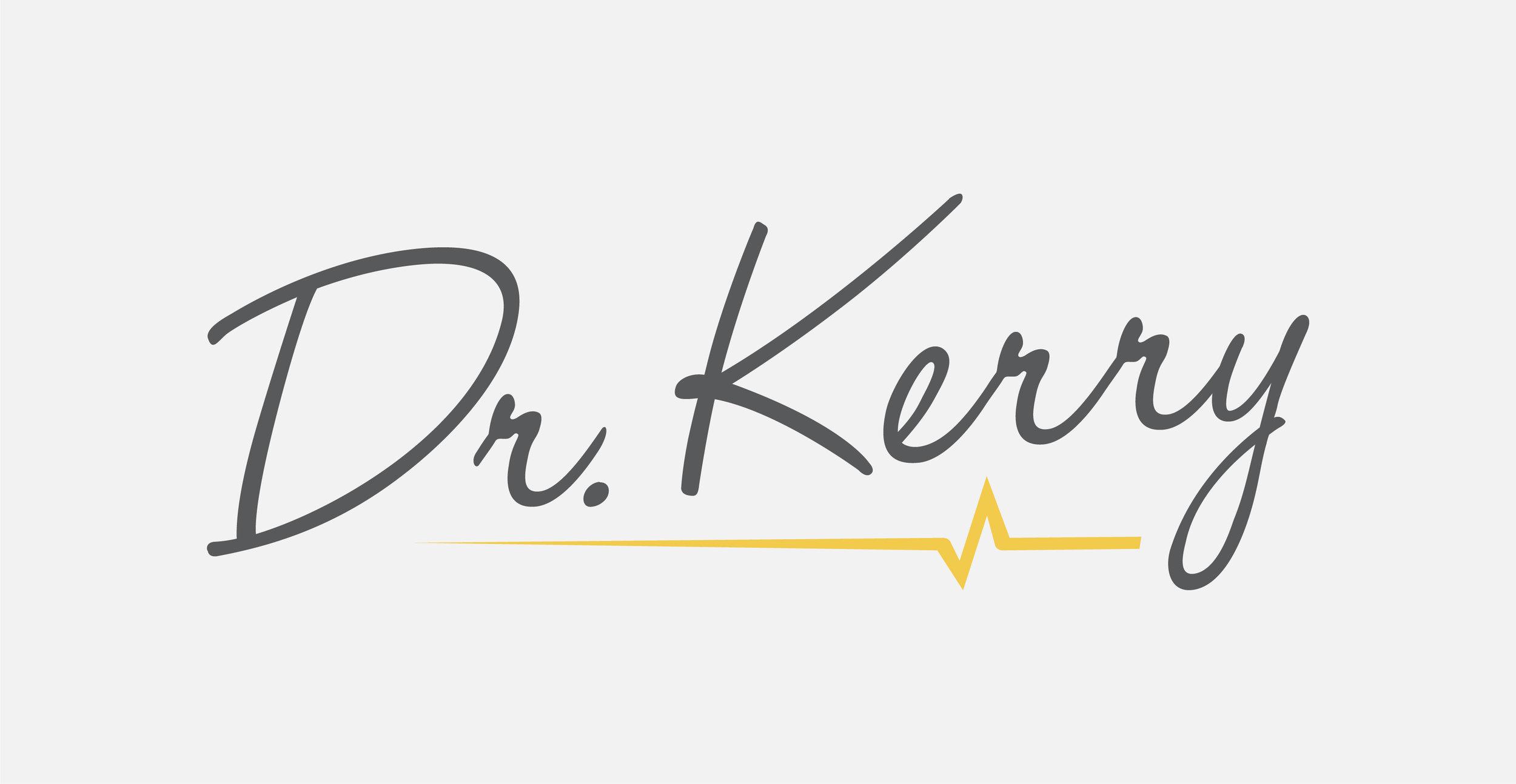 Dr Kerry Logo RGB