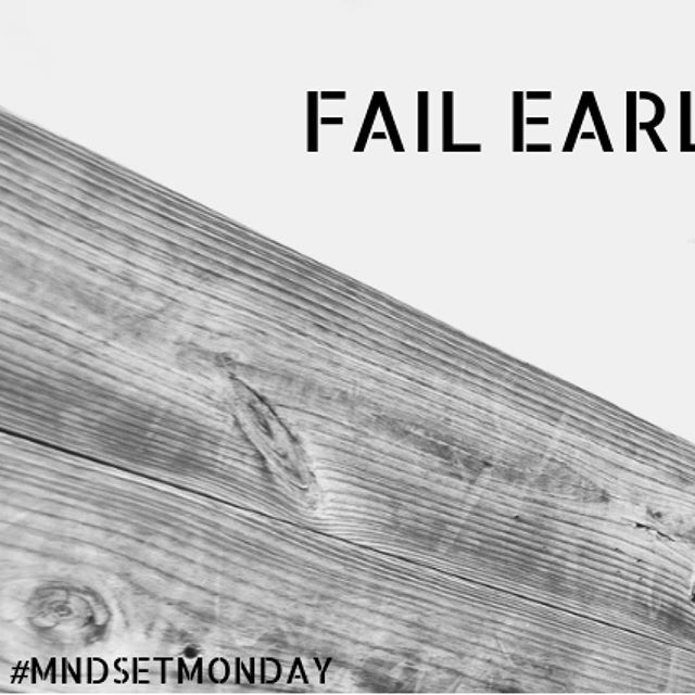 "#MNDSETMonday⠀ ""Failure is a massive part of being able to be successful.  You have to get comfortable with failure, you have to actually seek failure.  Failure is where all of the lessons are."" - Will Smith⠀ //⠀ As you reflect on your day, were you open to failure?  Did you actively seek it?  Maybe you pushed the limits during a workout or you tried a new recipe for the first time.  Don't be afraid to fail as on the other side is growth 🌳 ⠀ #itsaMNDSET⠀ #YearOfMNDSET"