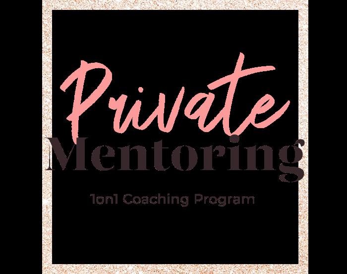 Juliana Garcia: 1on1 Coaching Program