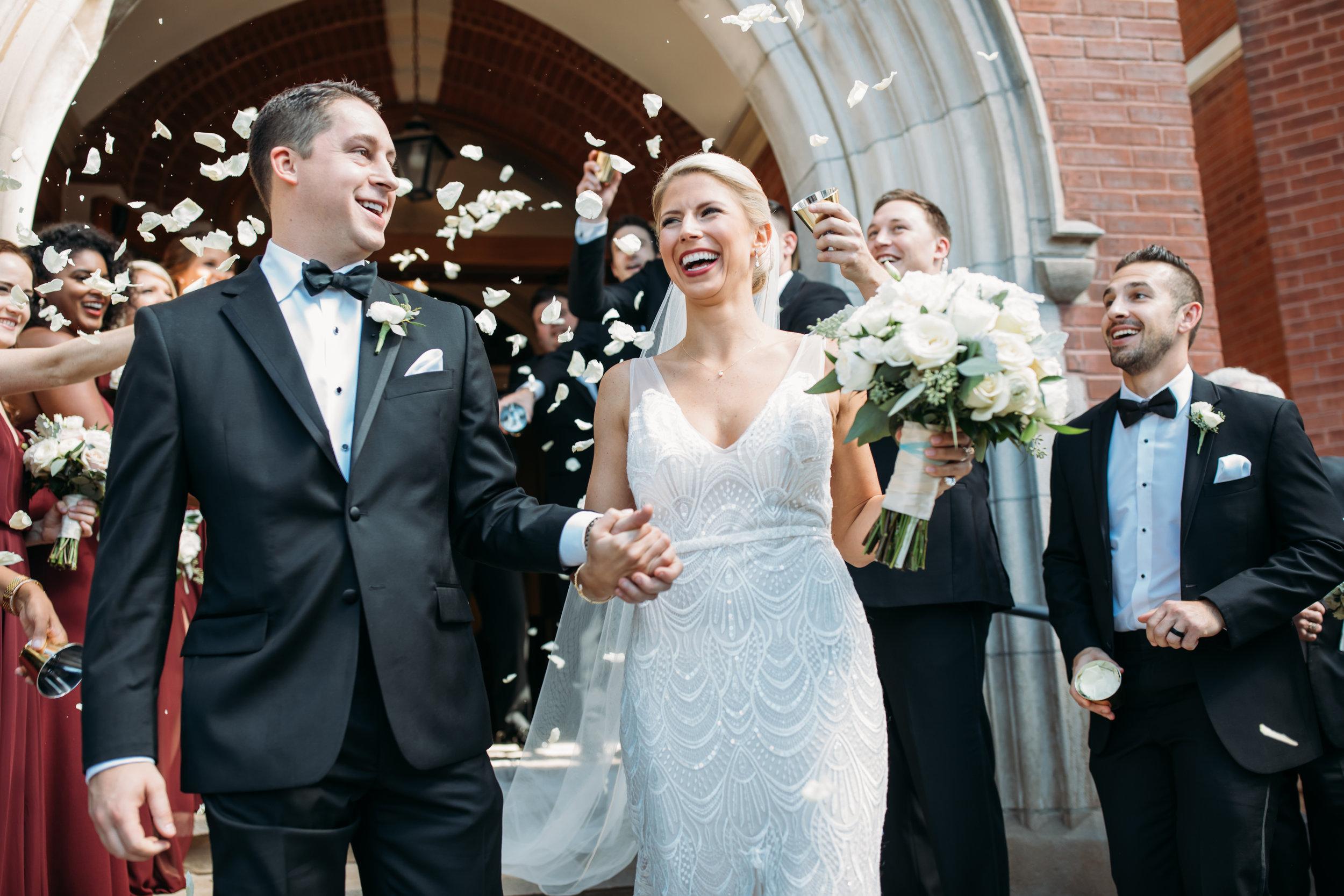 City Wedding Seattle Photographer