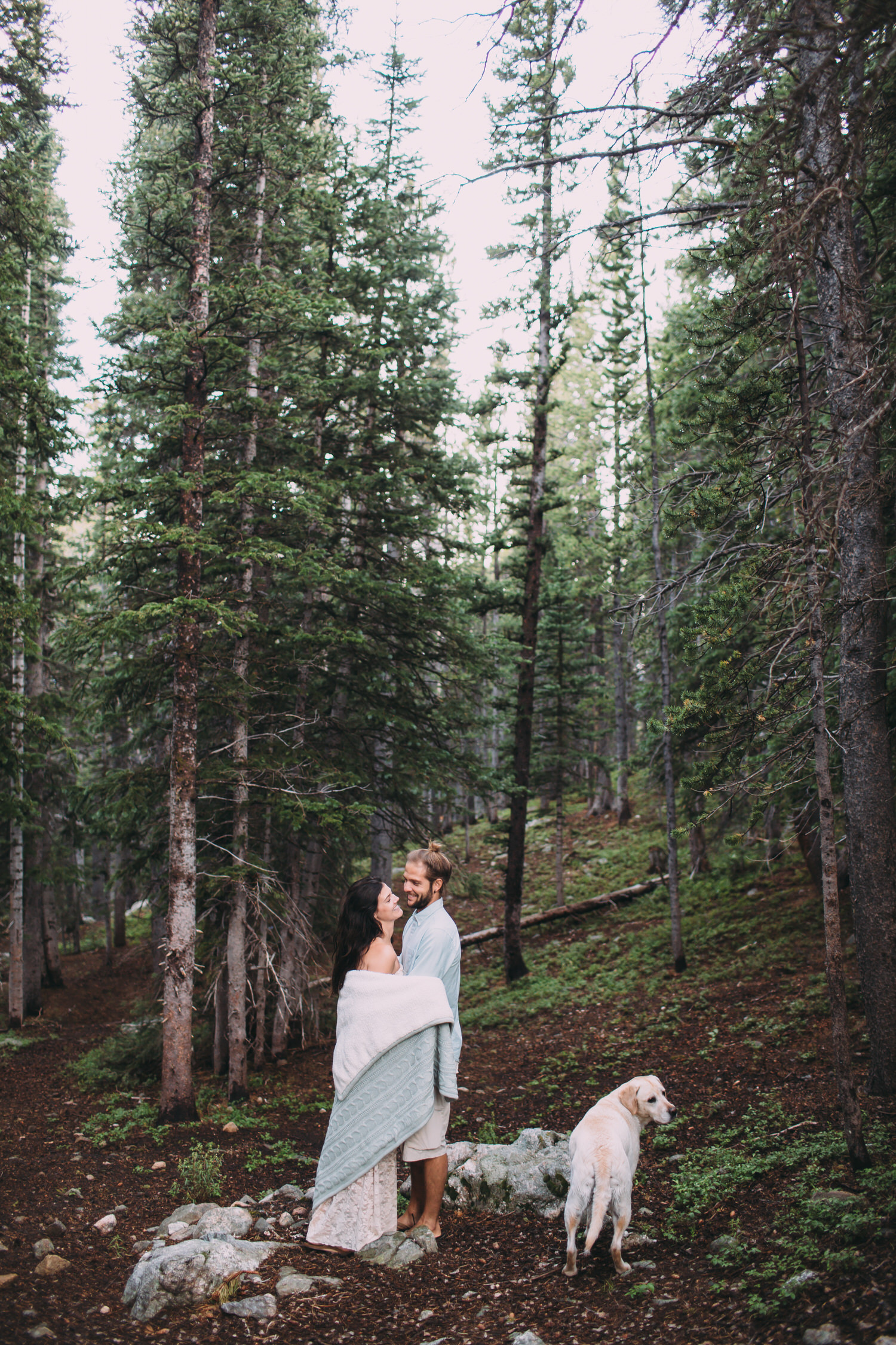 St Marys Colorado Engagement Photographer