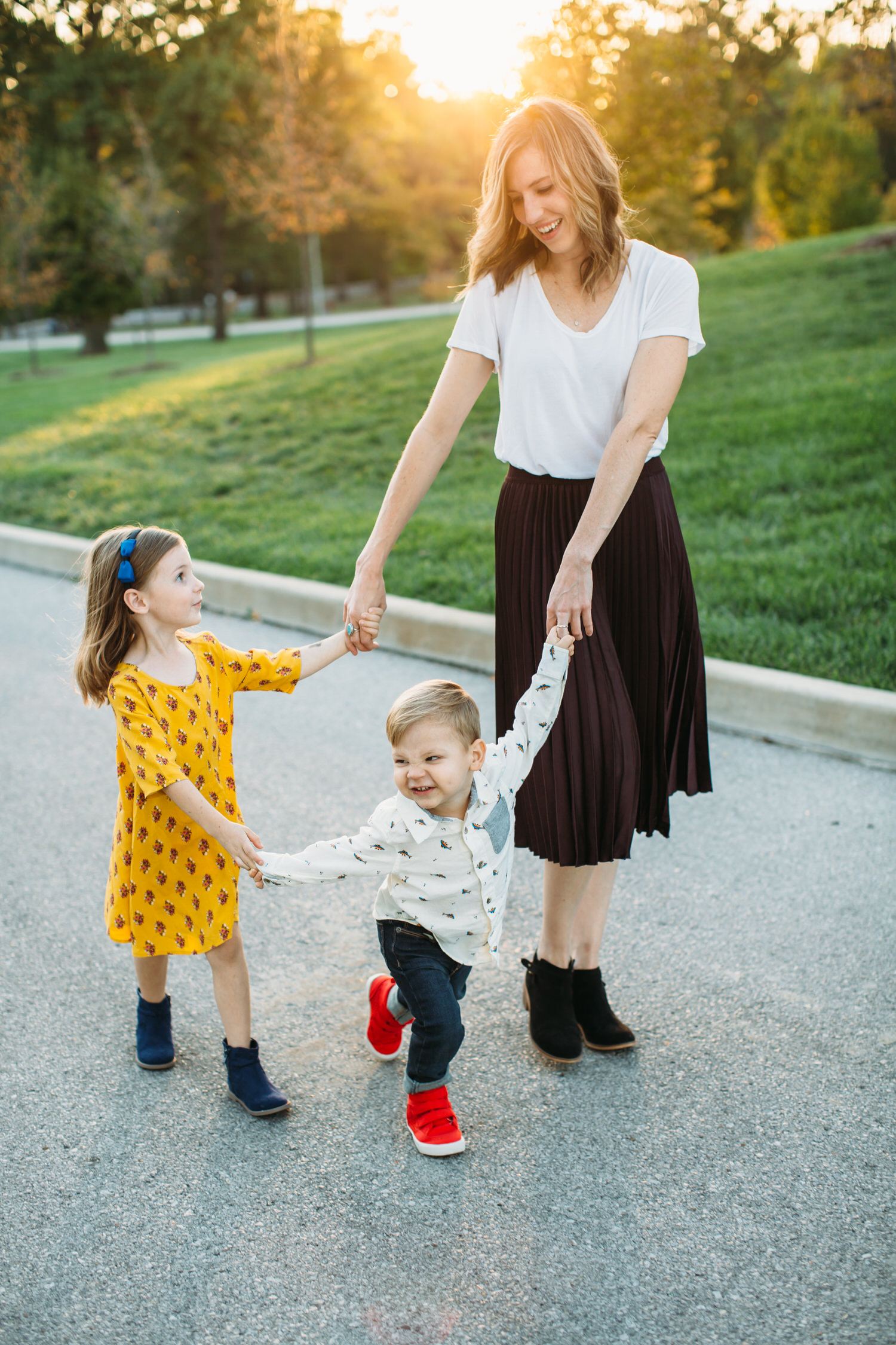 St louis lifestyle photographer fall photos