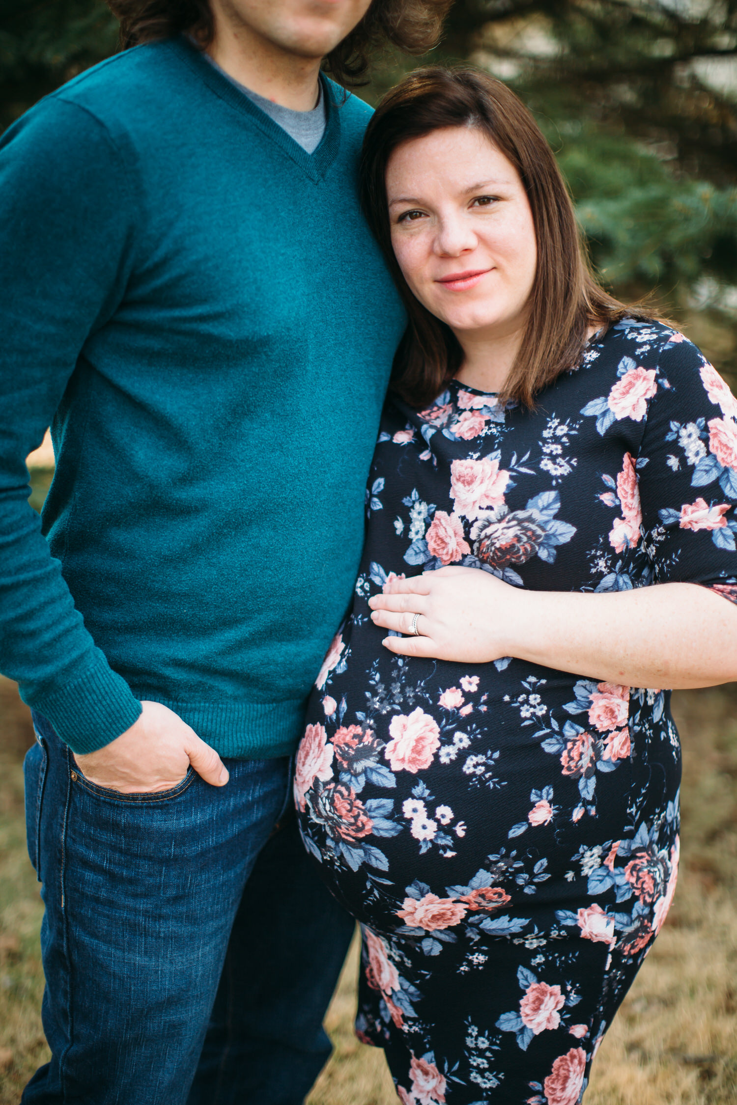 Maternity photos, Casual Maternity photos, St Louis family photographer