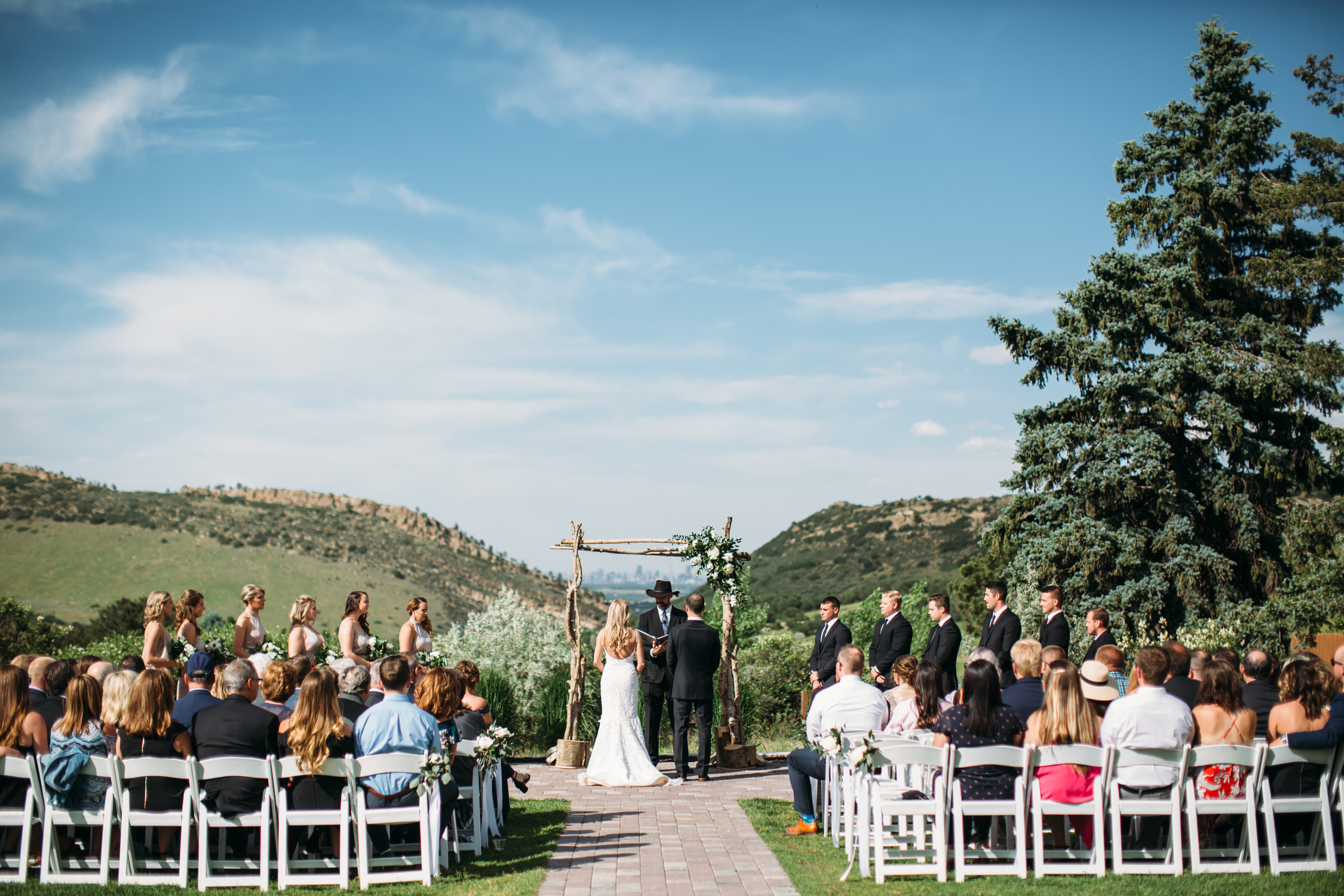 Manor House Littleton Colorado Wedding