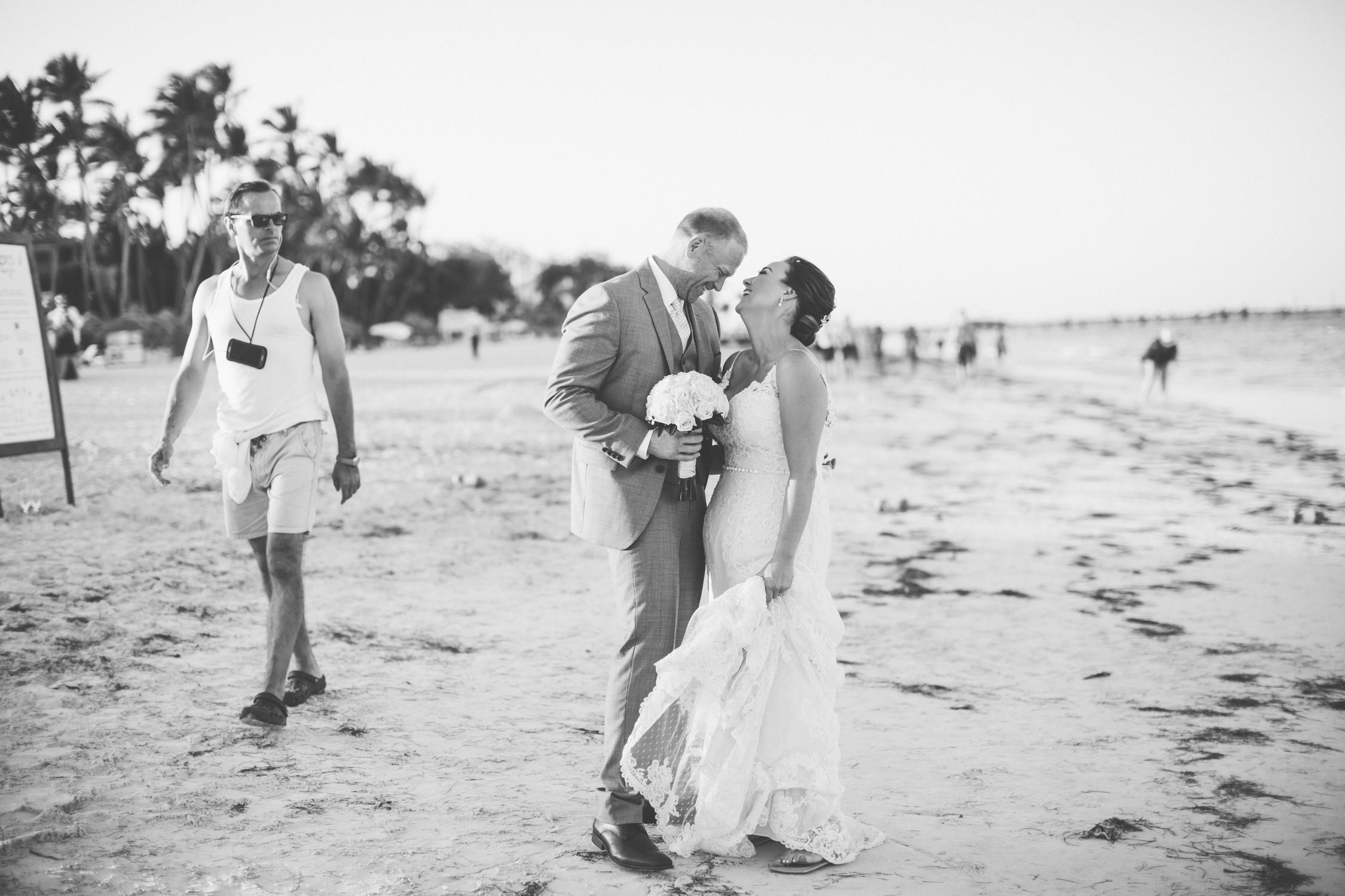 Destination Wedding, Dominican Republic Wedding photographer