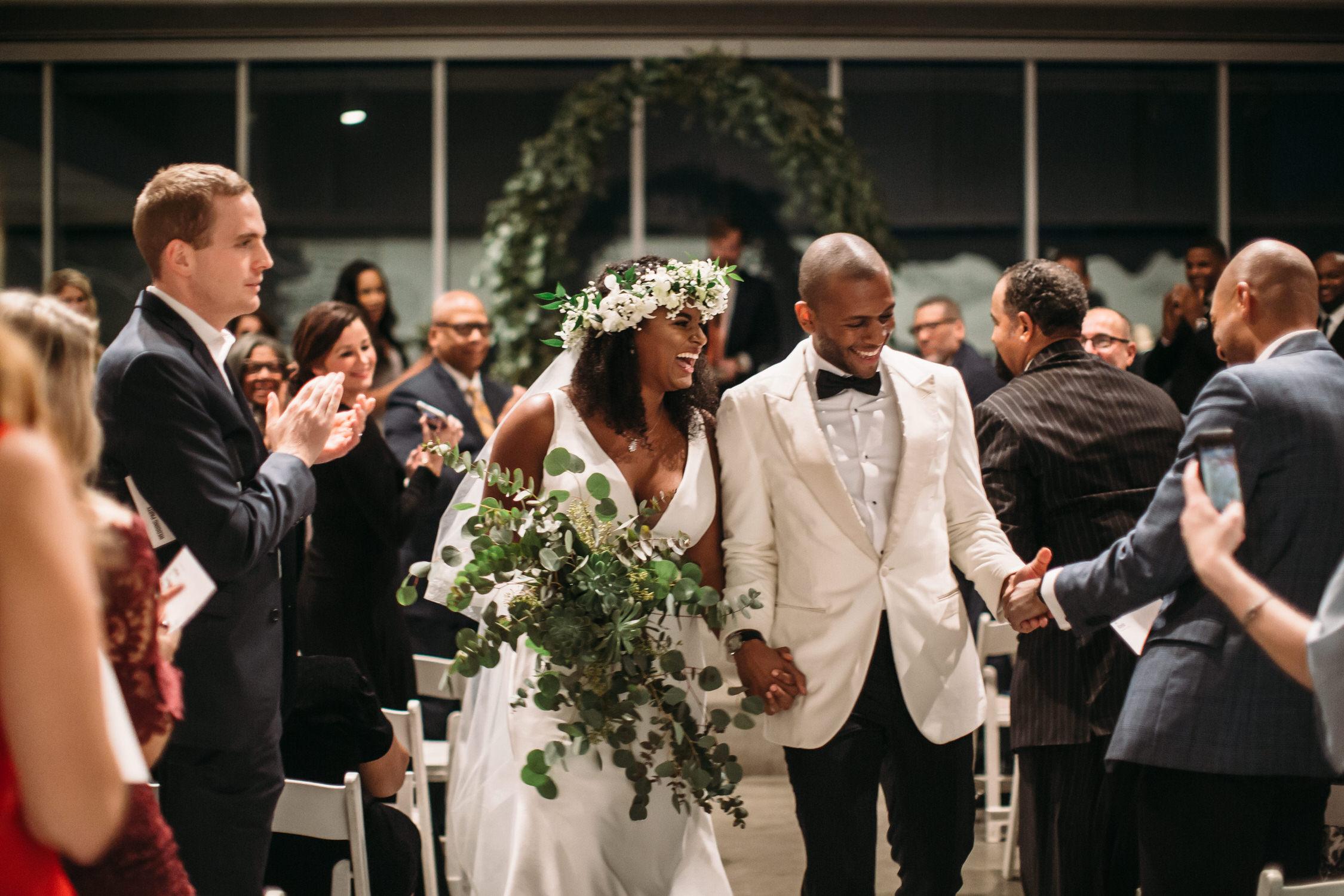 St Louis Contemporary Art Museum Wedding