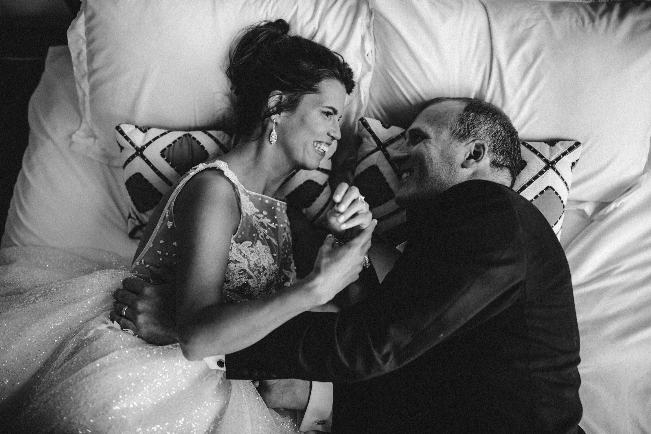 bride and groom, Missouri wedding