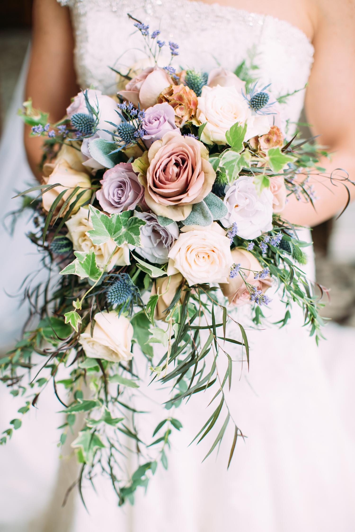 Wedding Bouquet. Chicago wedding photographer
