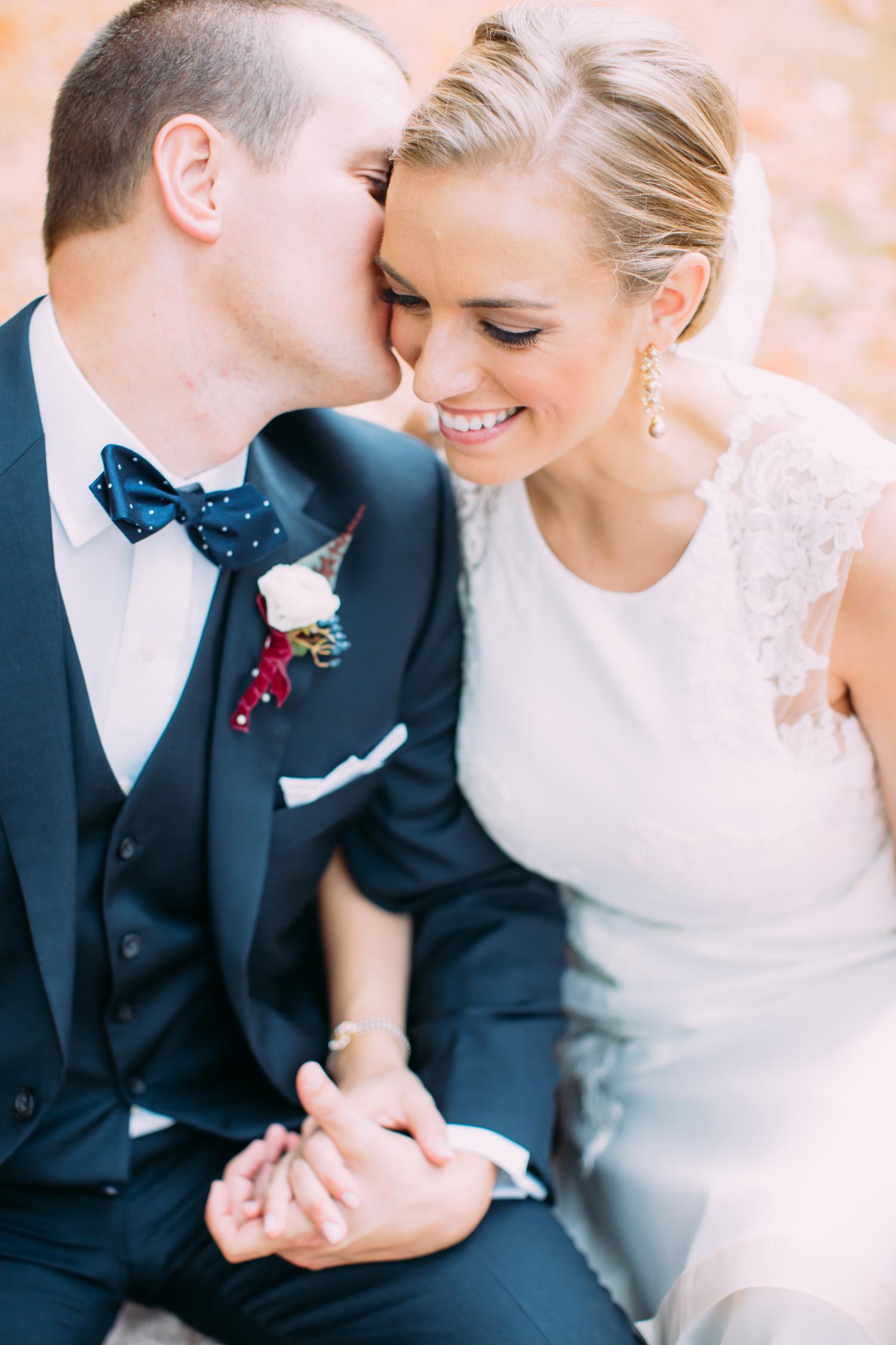 Bride and groom, Salt Lake Wedding Photographer