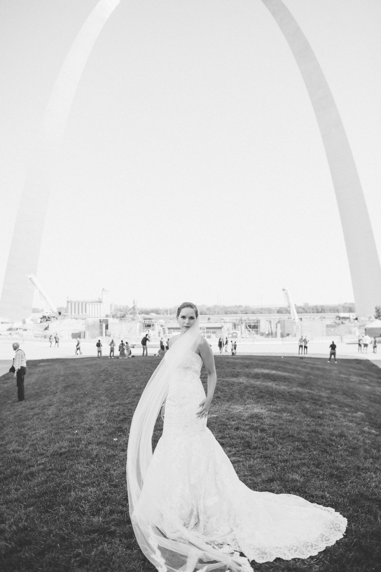 St Louis Bride,