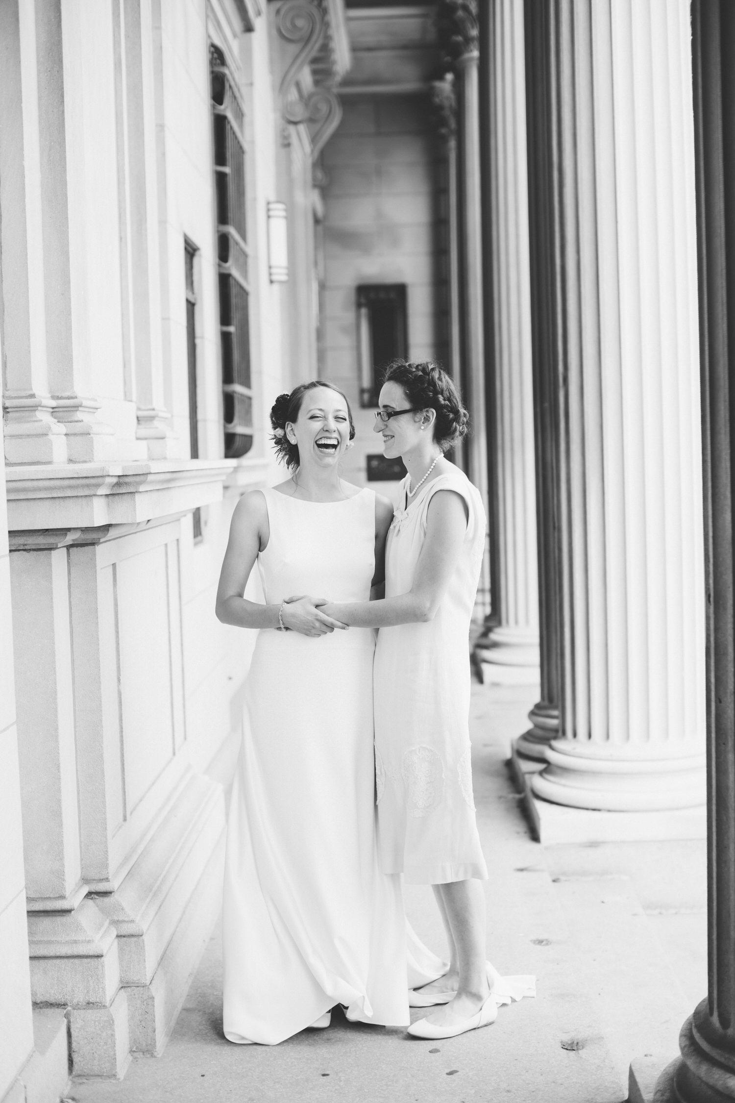 Same sex wedding, St Louis Wedding Photographer