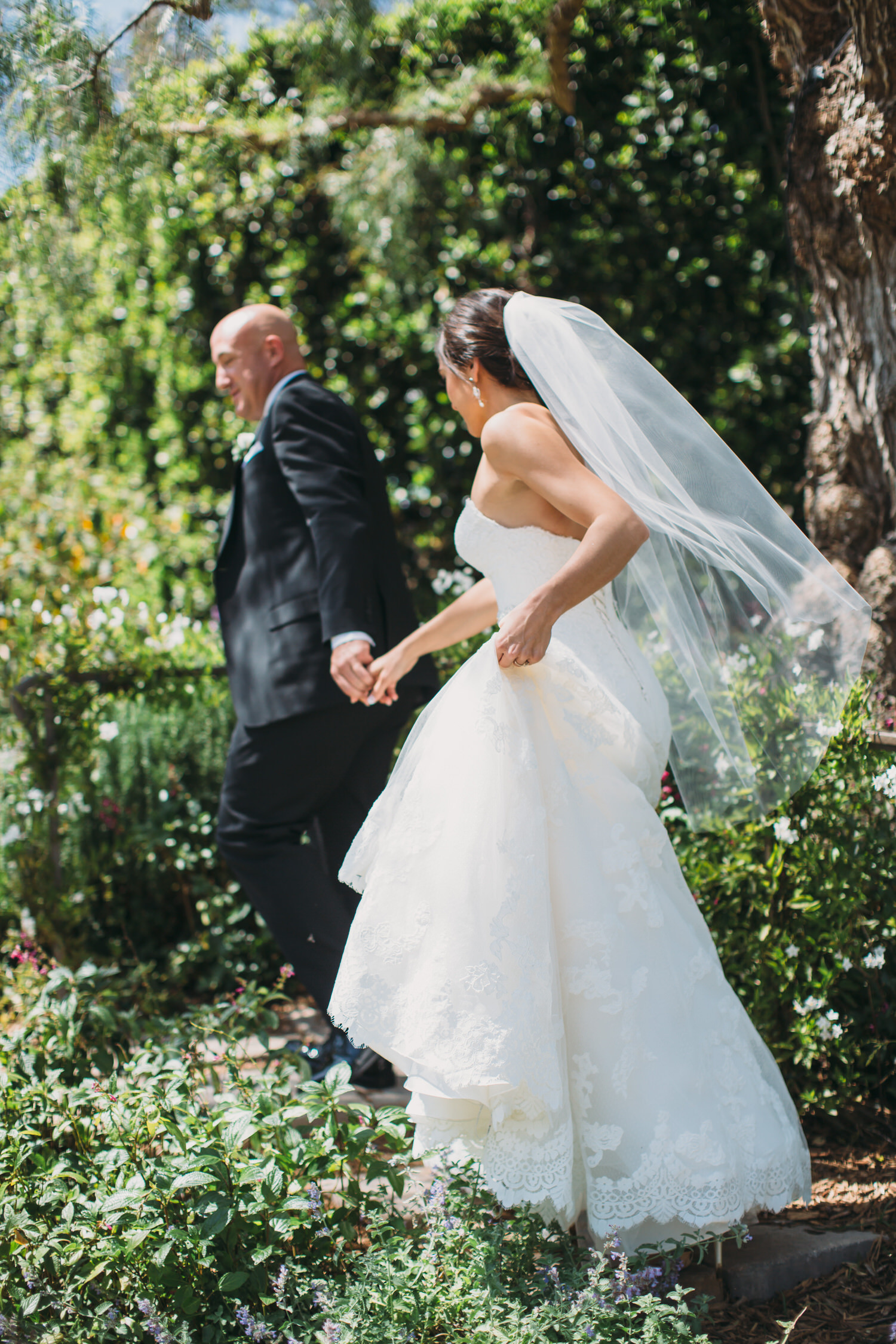 San Ysidro Ranch, Santa Barbara California Wedding