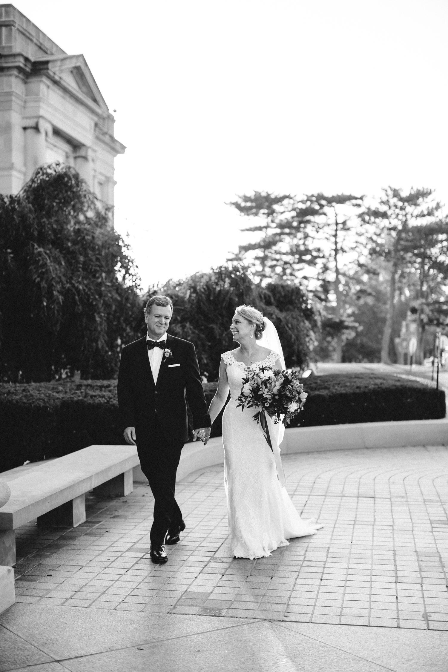 Second wedding, St Louis Art Museum Wedding