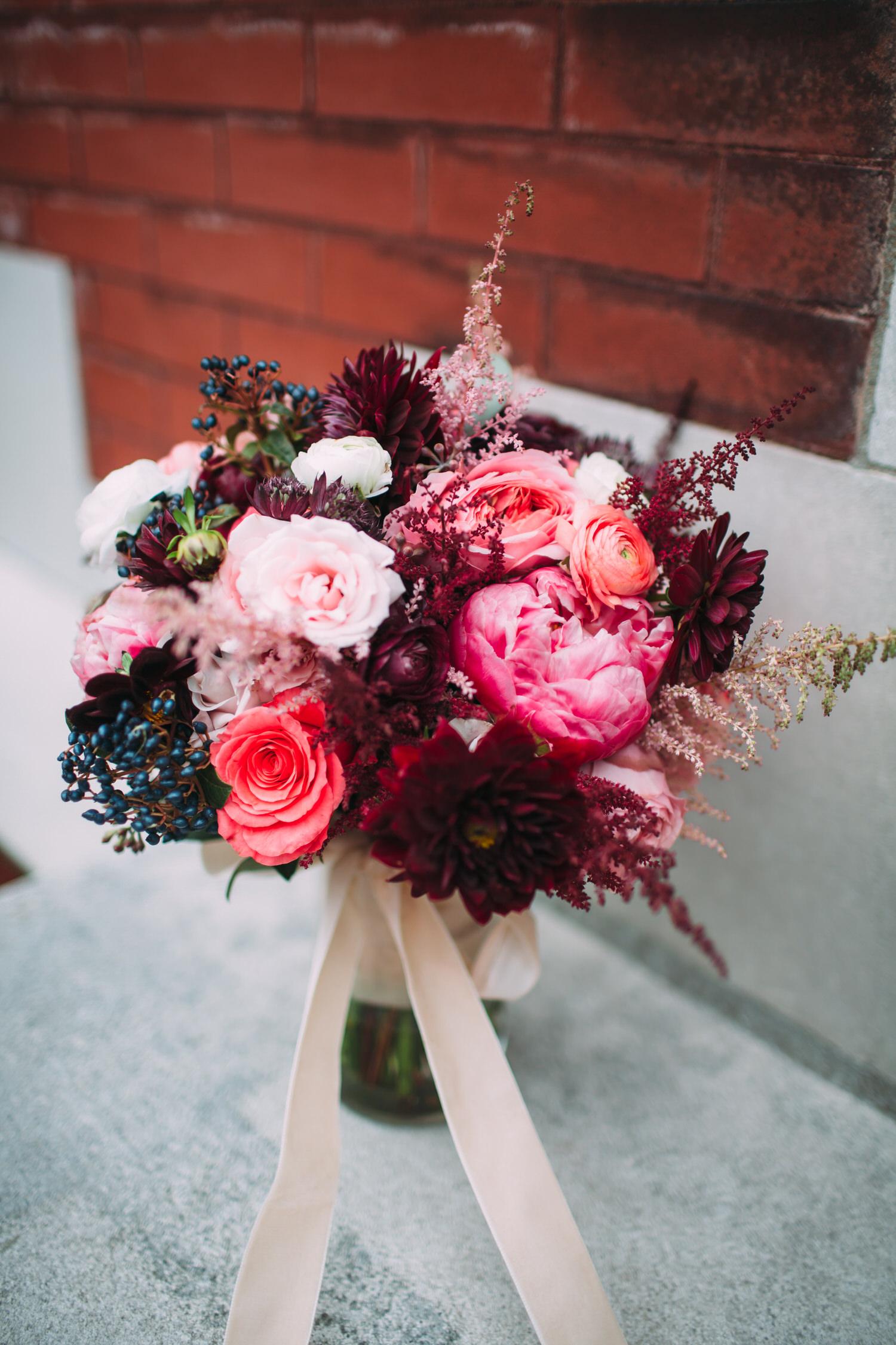 Tina Barerra: The Special Event Florist - FLORIST