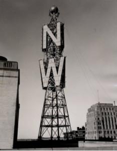 NW Bank Weatherball 1949