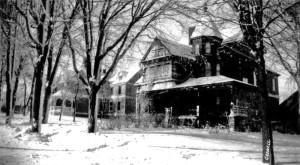 Charles' house