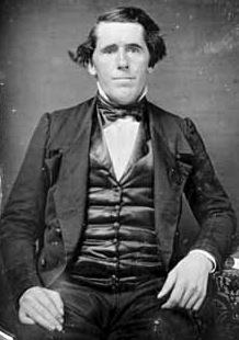 Abram Fridley in 1848