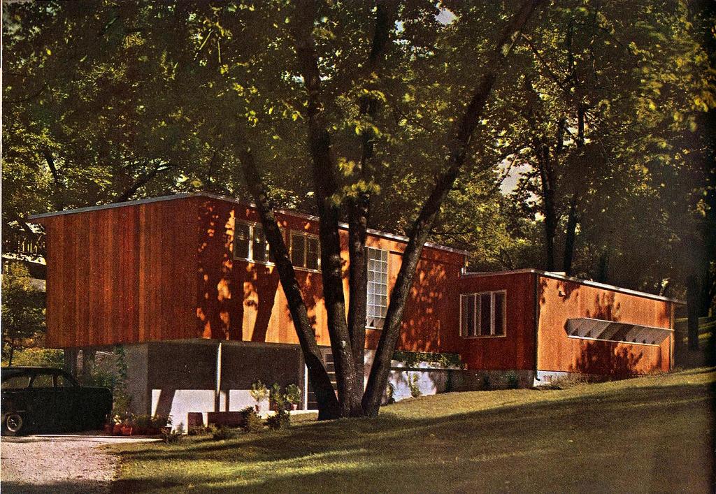 Idea House II - McCalls, 1951