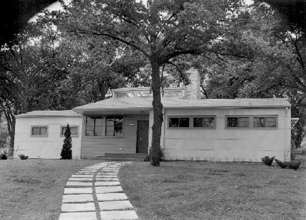 Walker Idea House I - 1941