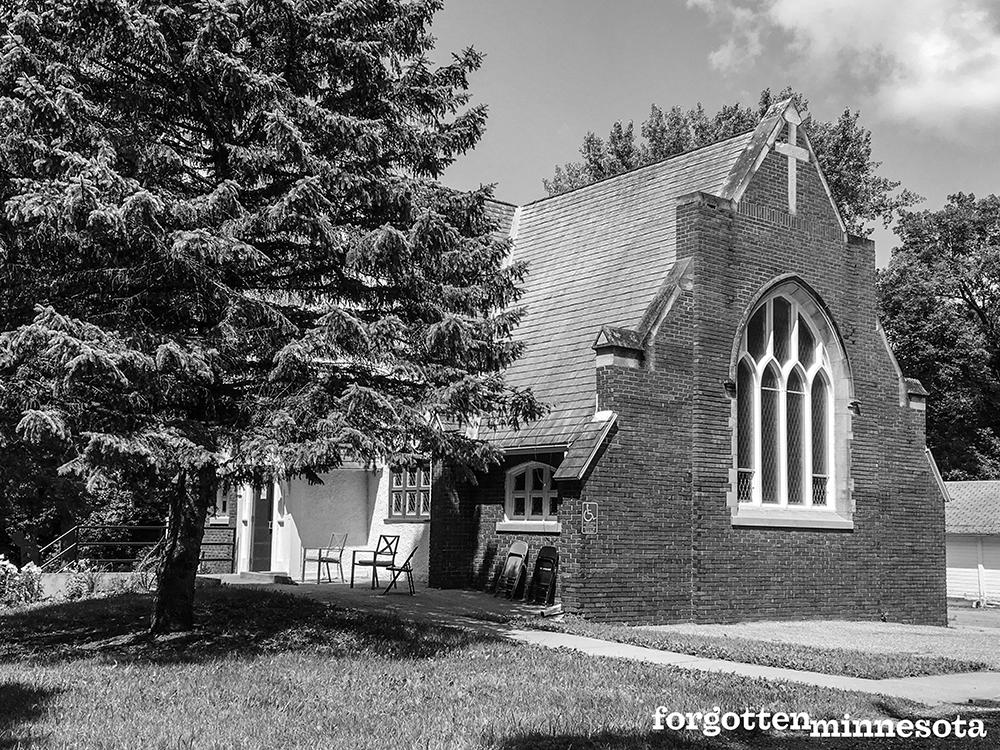 Chapel in 2018