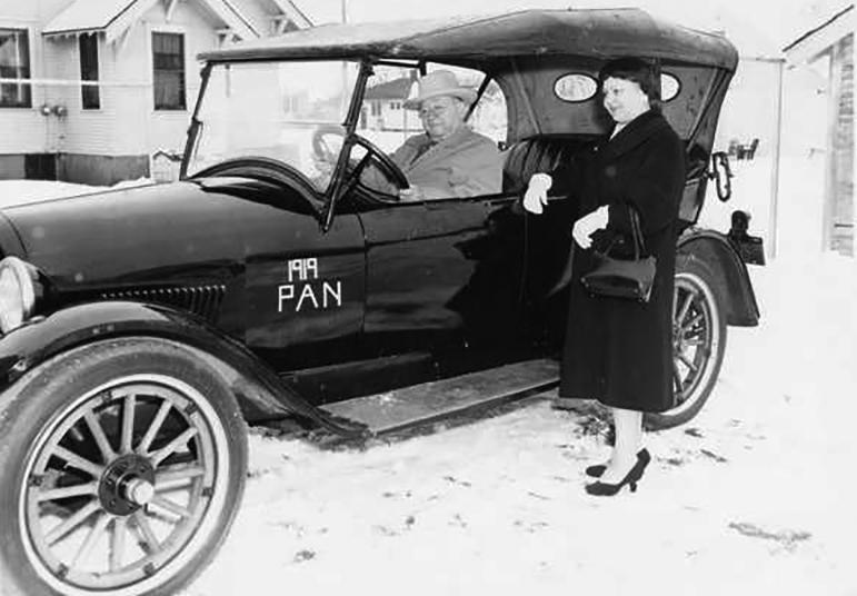 Pan Motor Car. Stearns CHS