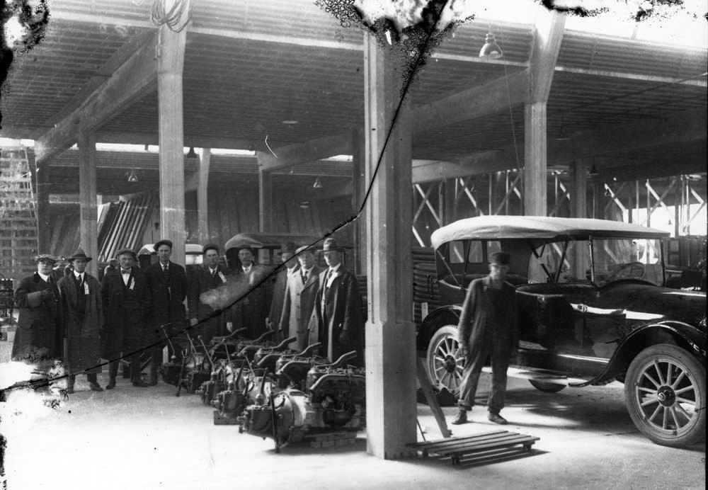Pan Motor Car Workers. Stearns CHS