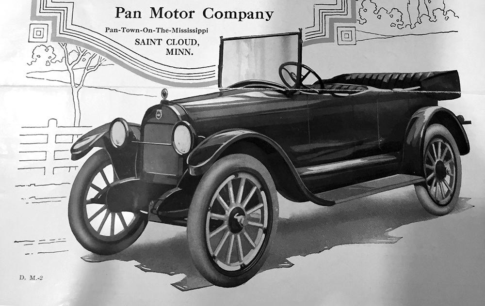 Pan Motor Car