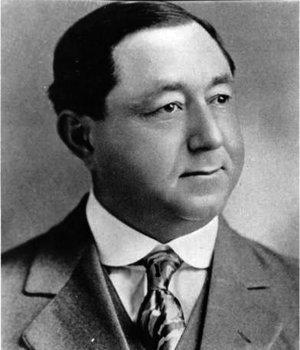 Samuel Pandolfo in 1917.
